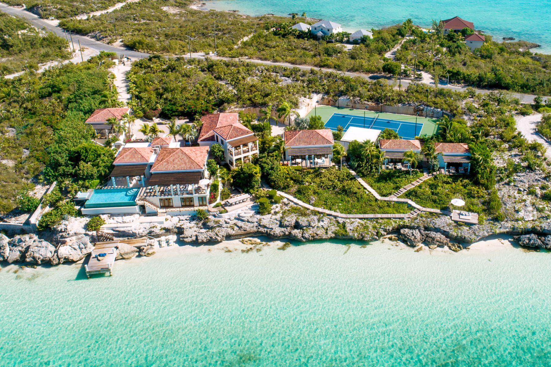 Single Family Home for Sale at Dream Big Villa 448 Chalk Sound Drive Sapodilla Bay, Providenciales TCI Turks And Caicos Islands