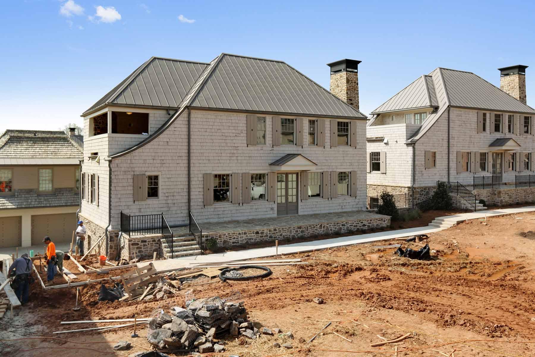 Einfamilienhaus für Verkauf beim The Good Life 208 N Esplanade Alpharetta, Georgia, 30009 Vereinigte Staaten