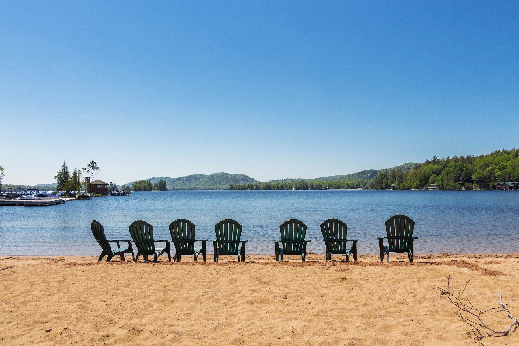 Waterfront Townhouse in the Adirondacks 16 Rocky Point Circle B2, Inlet, New York 13360 Hoa Kỳ