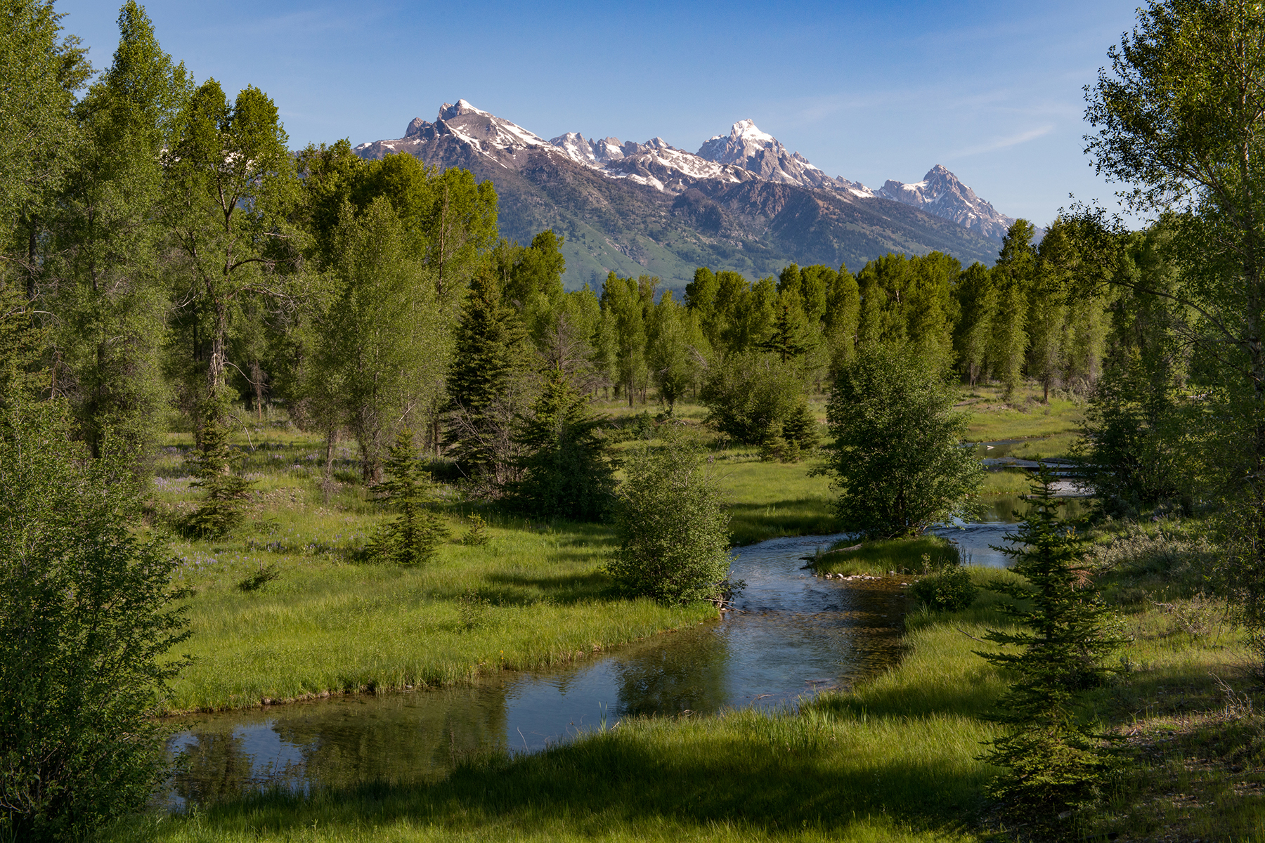 Land for Sale at Riverfront Ranch Ranch 3A and 3B of the Bar B Bar Jackson, Wyoming, 83001 Jackson Hole, United States
