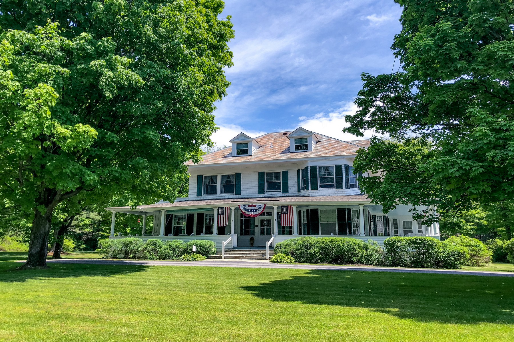 """Single Family Home for Sale at """"The Whitney House"""" of Southern Vermont 3978 Vt Rte 7a Arlington, Vermont 05250 United States"""