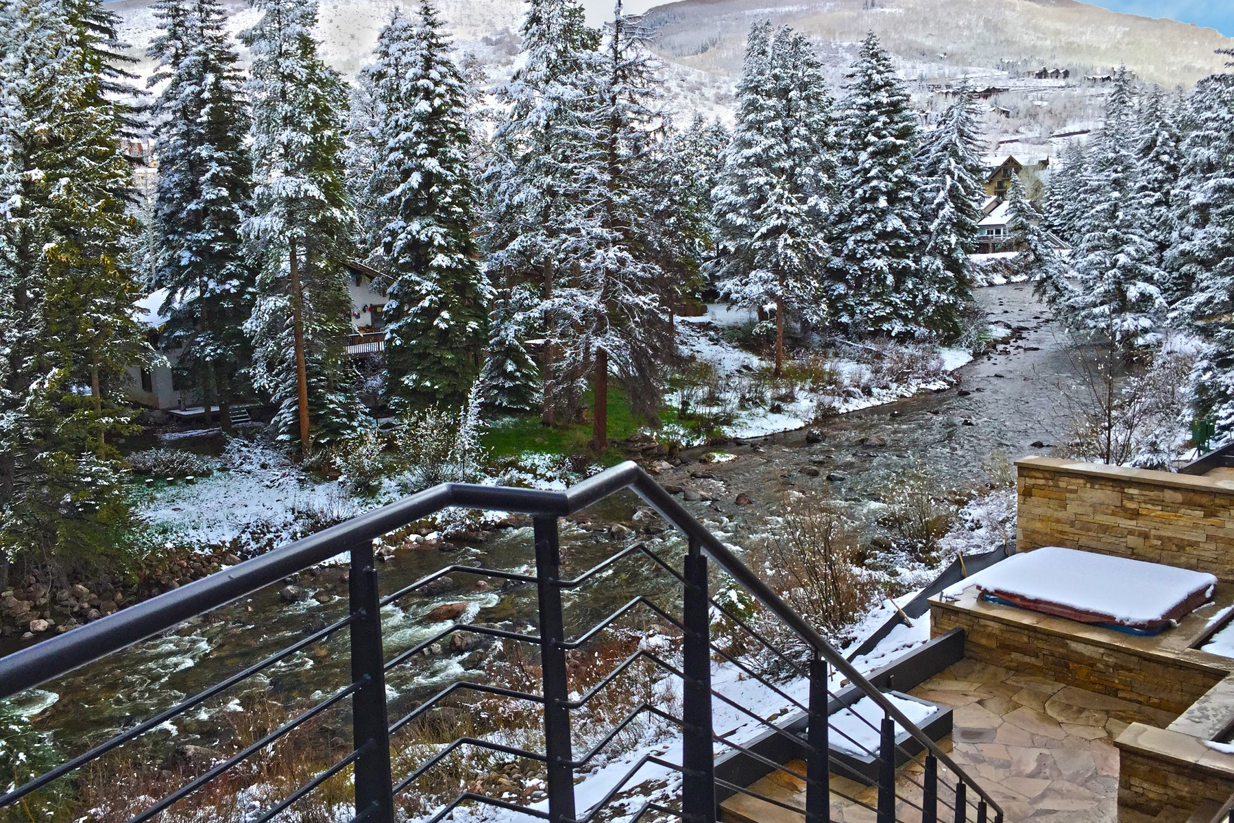 Duplex for Sale at New Construction on Gore Creek 223 Beaver Dam Road Vail Village, Vail, Colorado, 81657 United States