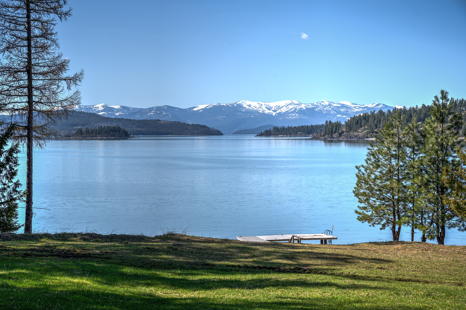 Land for Sale at Rare Lake Pend Oreille Estate Size Parcel 1427 Peninsula Rd Hope, Idaho 83836 United States