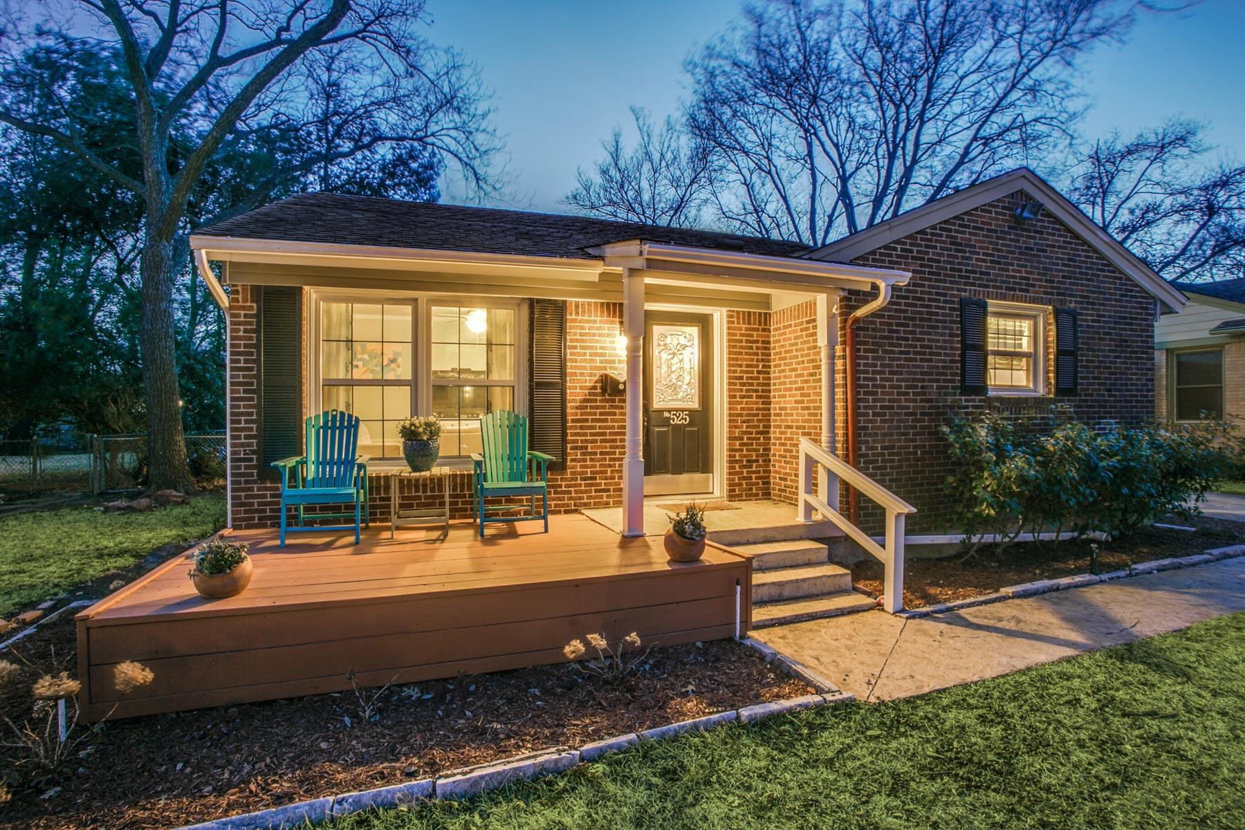 단독 가정 주택 용 매매 에 Charming in Lake Highlands 525 Parkhurst Drive, Dallas, 텍사스, 75218 미국