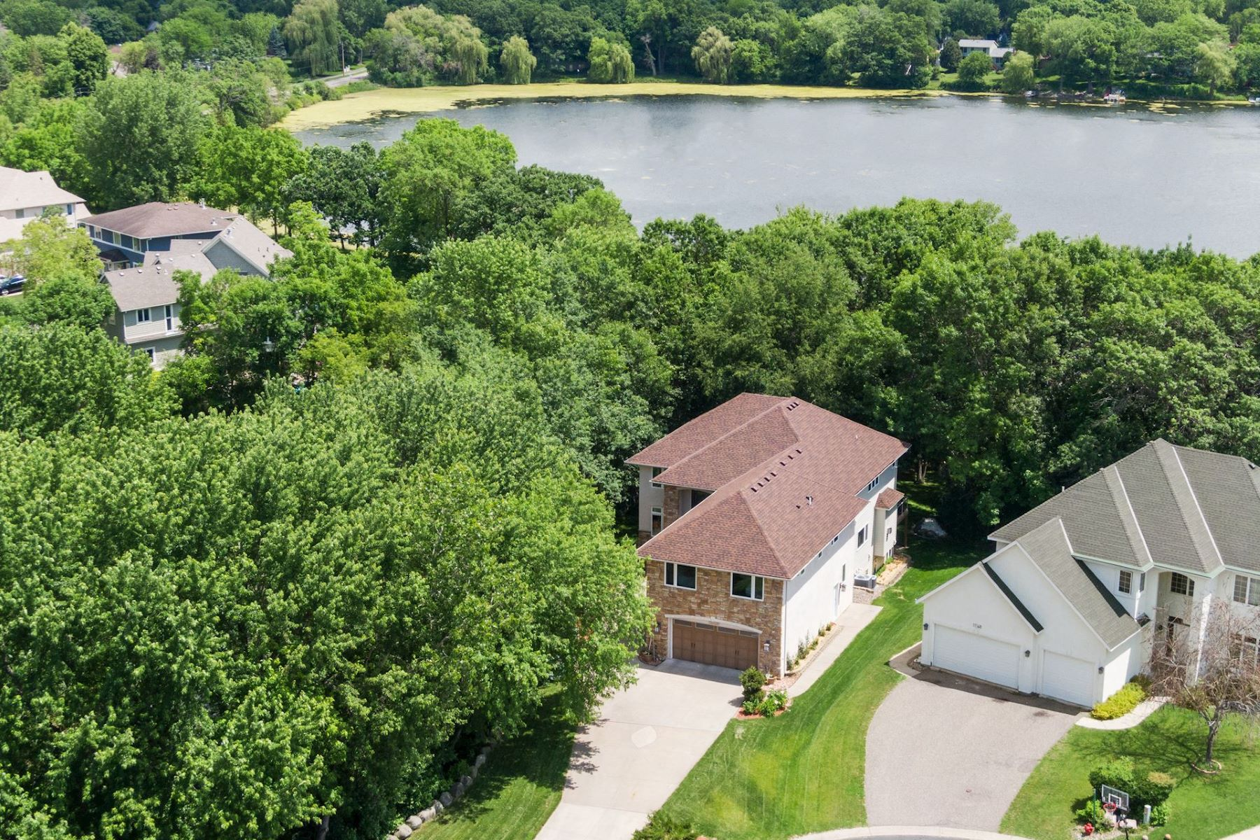 Single Family Homes for Sale at 17176 Padons Dr Eden Prairie, Minnesota 55346 United States