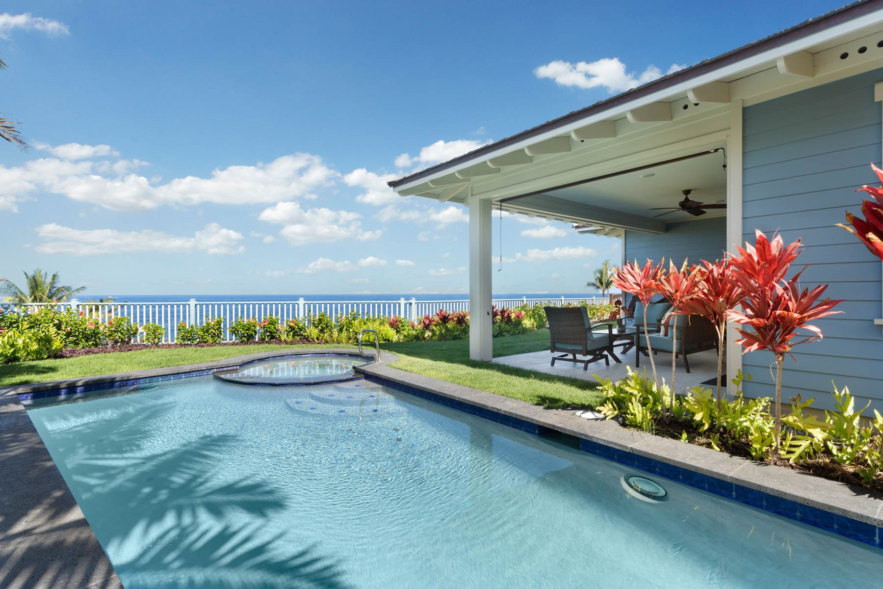 Single Family Home for Active at Holua Kai @ Keauhou 78-7190 Kaleiopapa St. Kailua-Kona, Hawaii 96740 United States