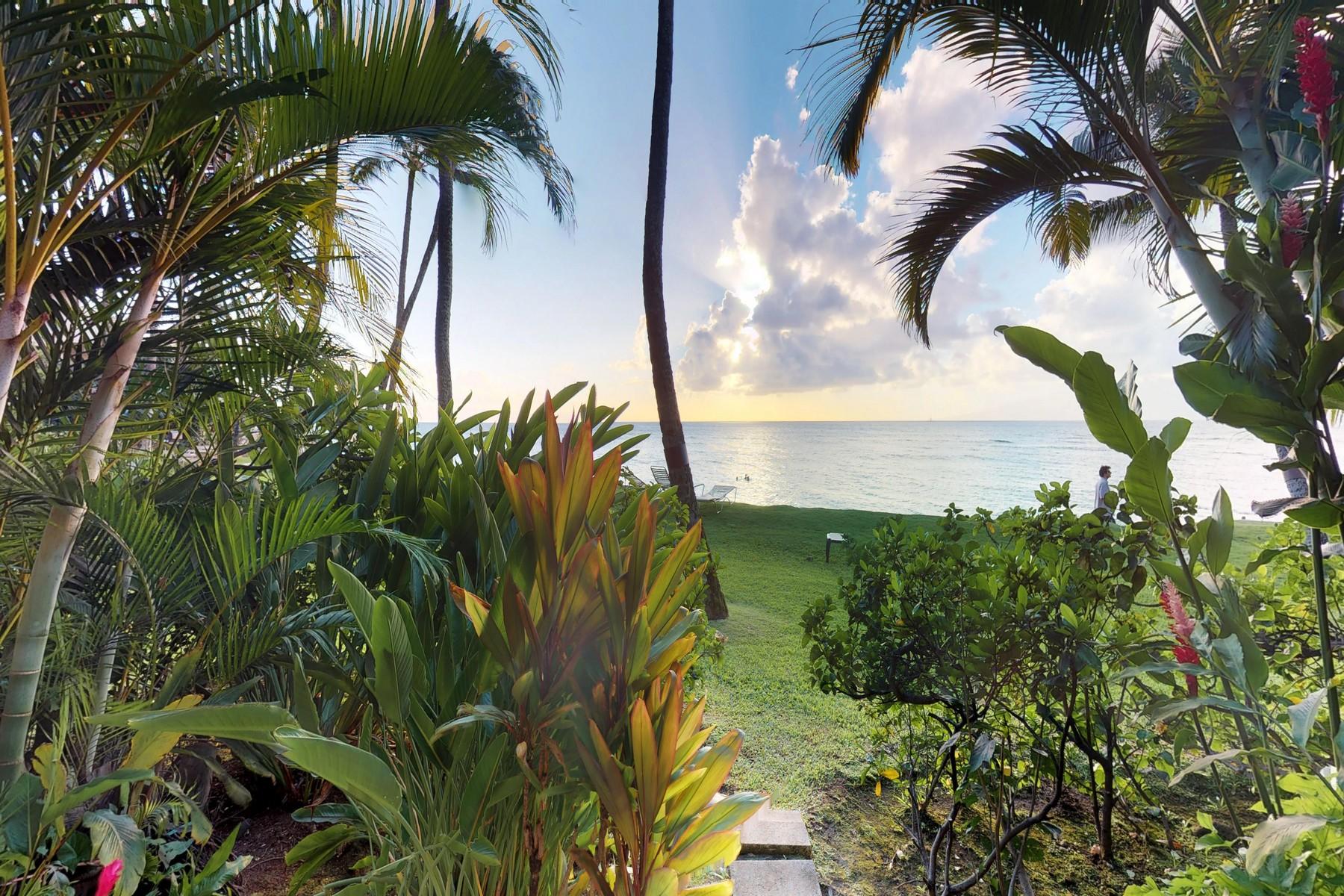 Condominium for Active at West Maui's dream come true at Hale Mahina Resort! 3875 Lower Honoapiilani Road, Hale Mahina A104 Honokowai, Hawaii 96761 United States