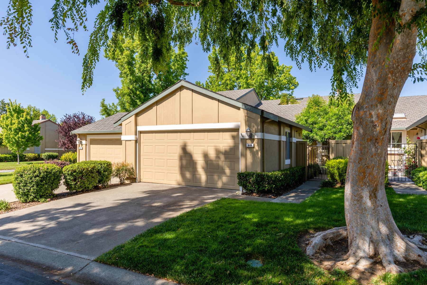 townhouses for Active at Desirable Walnut Creek Location 648 Savoy Court Walnut Creek, California 94598 United States
