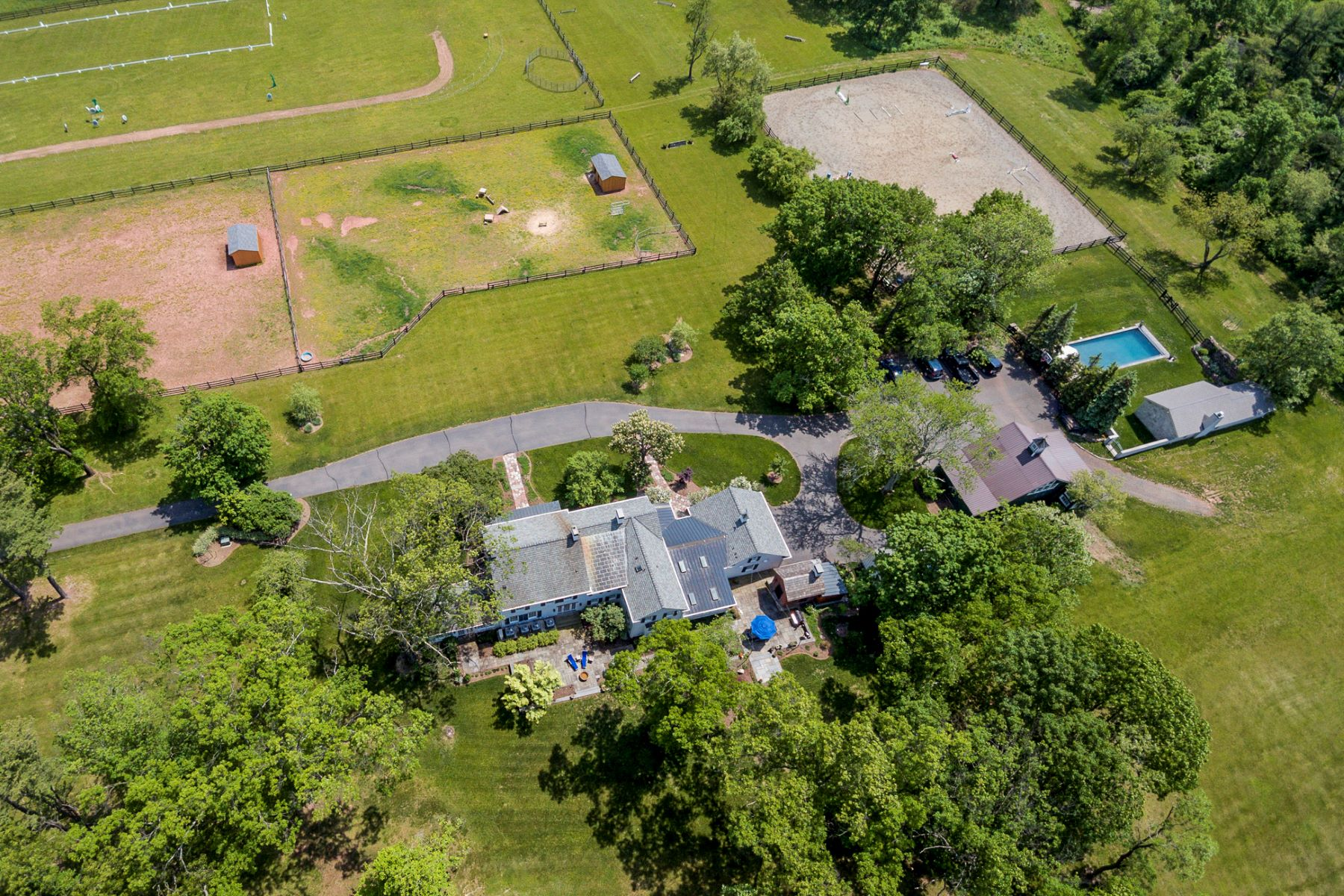 Additional photo for property listing at Historic Farm Reimagined for the Modern Equestrian - Hopewell Township 266 Province Line Road, Skillman, New Jersey 08558 United States
