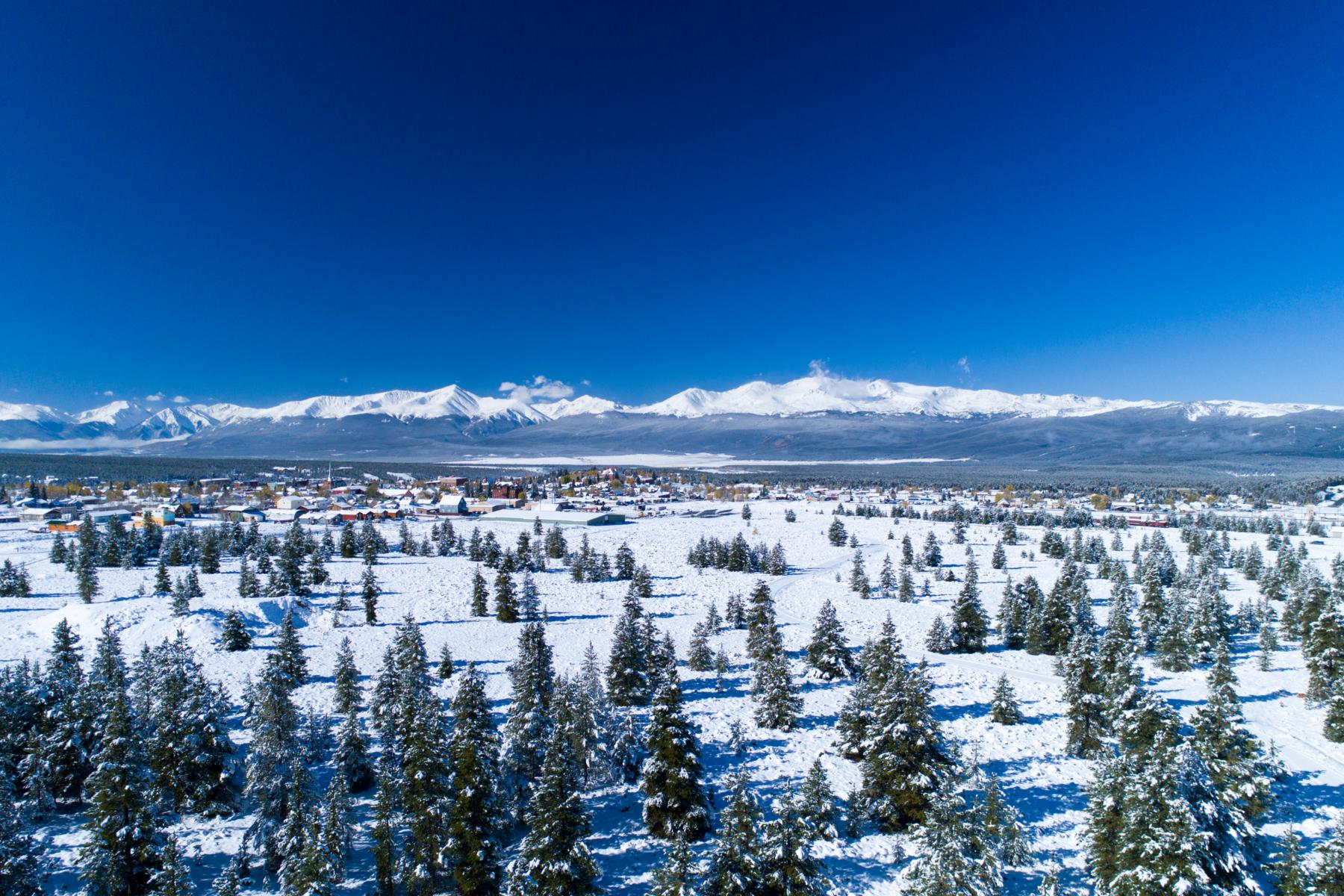 Land for Active at Large Commercial Lot at Railyard Leadville 388 Sizer Block 3, Lot 15 Leadville, Colorado 80461 United States