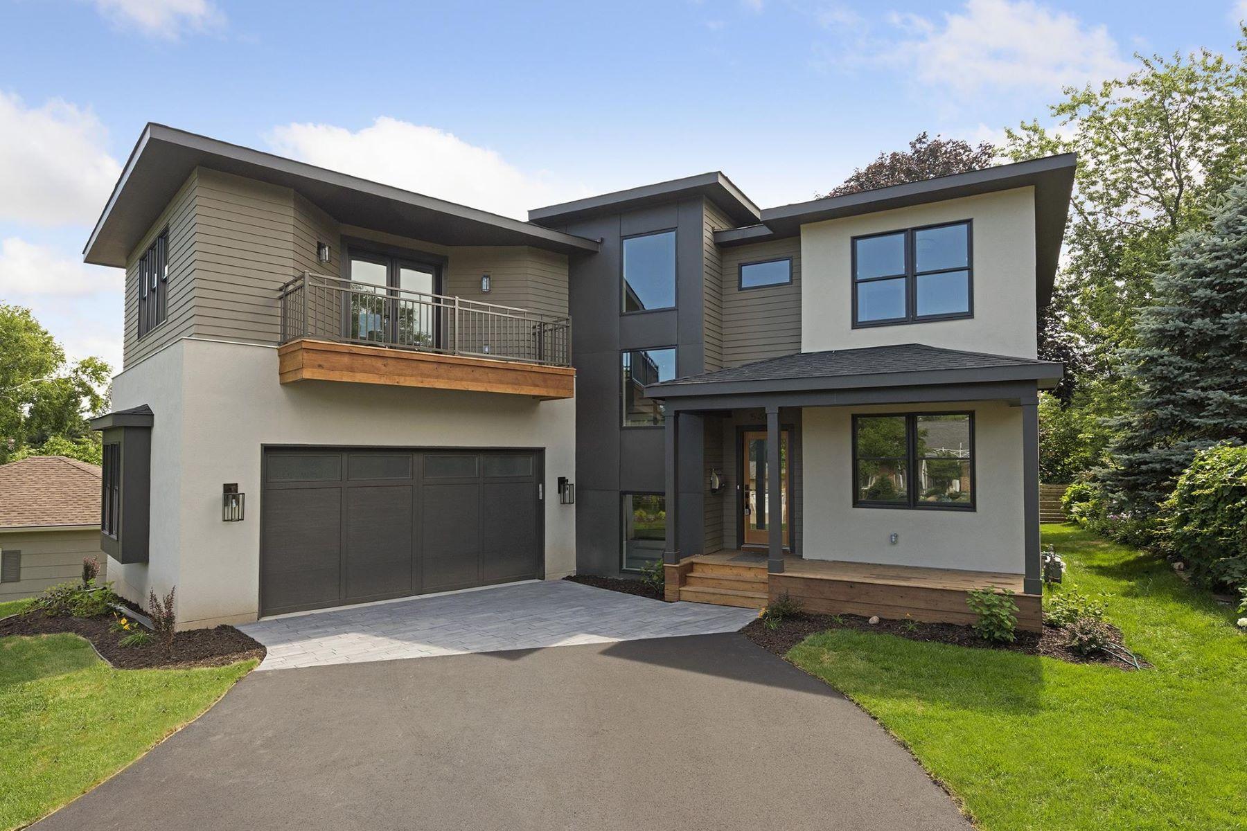 独户住宅 为 销售 在 5609 Chowen Avenue South 明尼阿波利斯市, 明尼苏达州, 55410 美国
