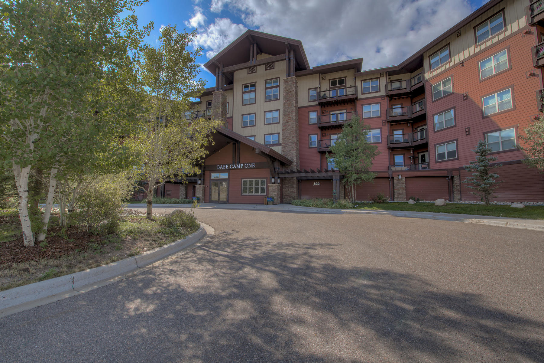 Condominiums for Sale at Steps Away from Ski Lifts! 300 Basecamp Circle 106 Granby, Colorado 80446 United States
