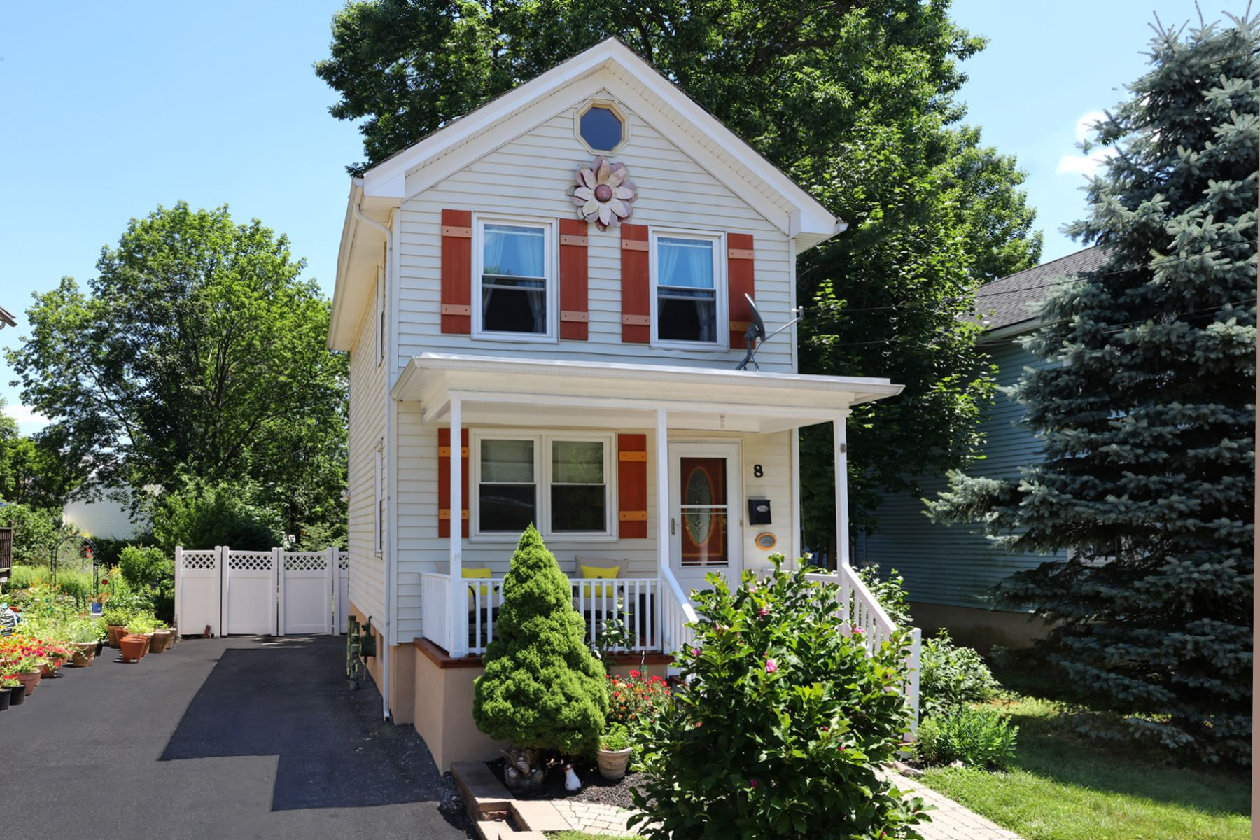 Single Family Homes for Sale at Built to Last. Priced to Sell! 8 Brown Street Flemington, New Jersey 08822 United States
