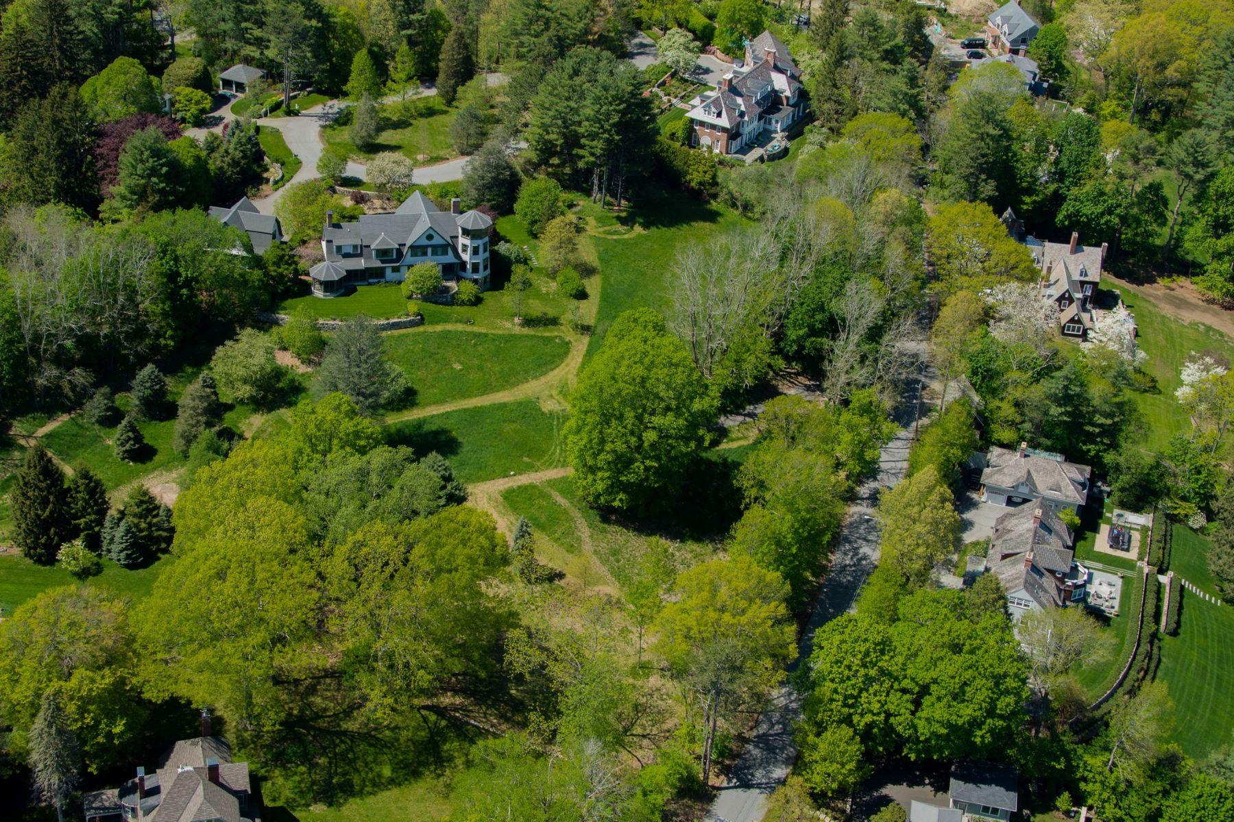 Arazi için Satış at Land - Nashawtuc Hill Lot 3A-2 Nashawtuc Road Concord, Massachusetts, 01742 Amerika Birleşik Devletleri