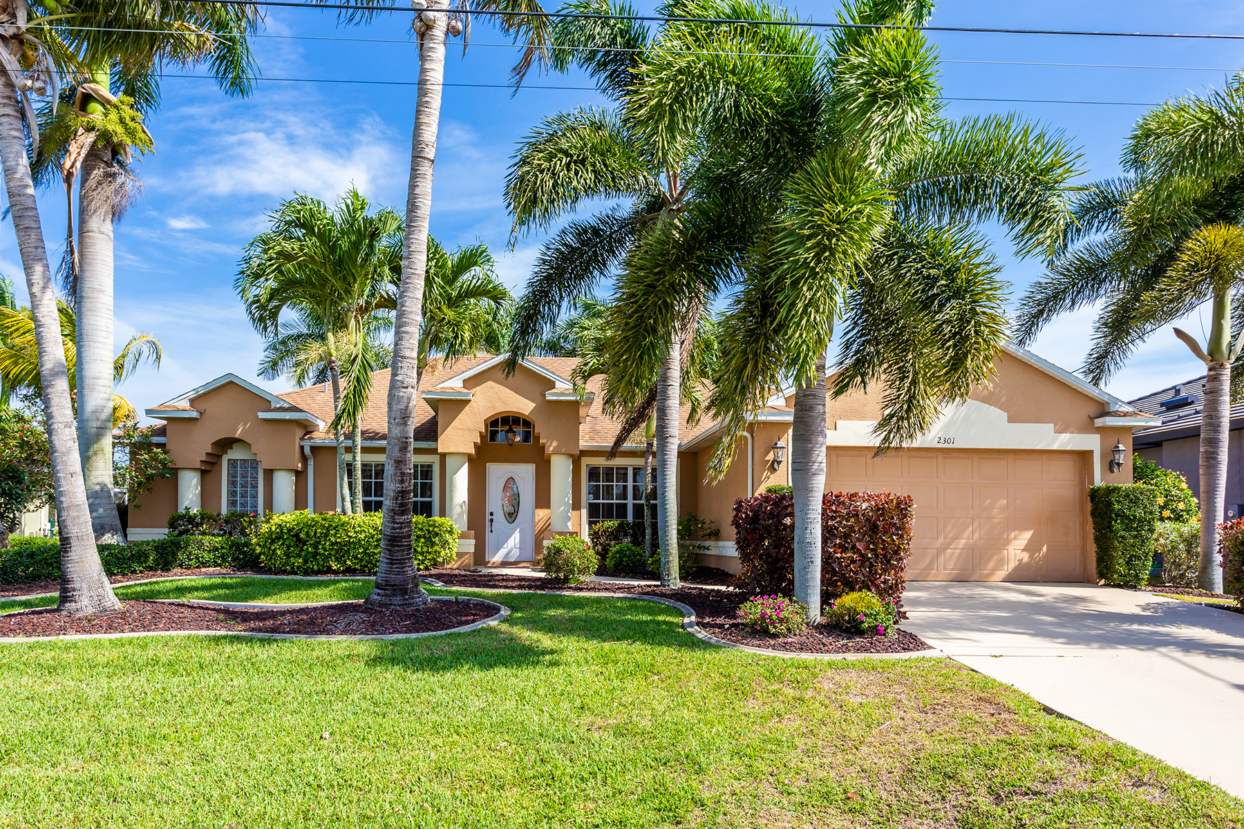 House for Sale at CAPE CORAL 2301 SW 50th Ln Cape Coral, Florida 33914 United States