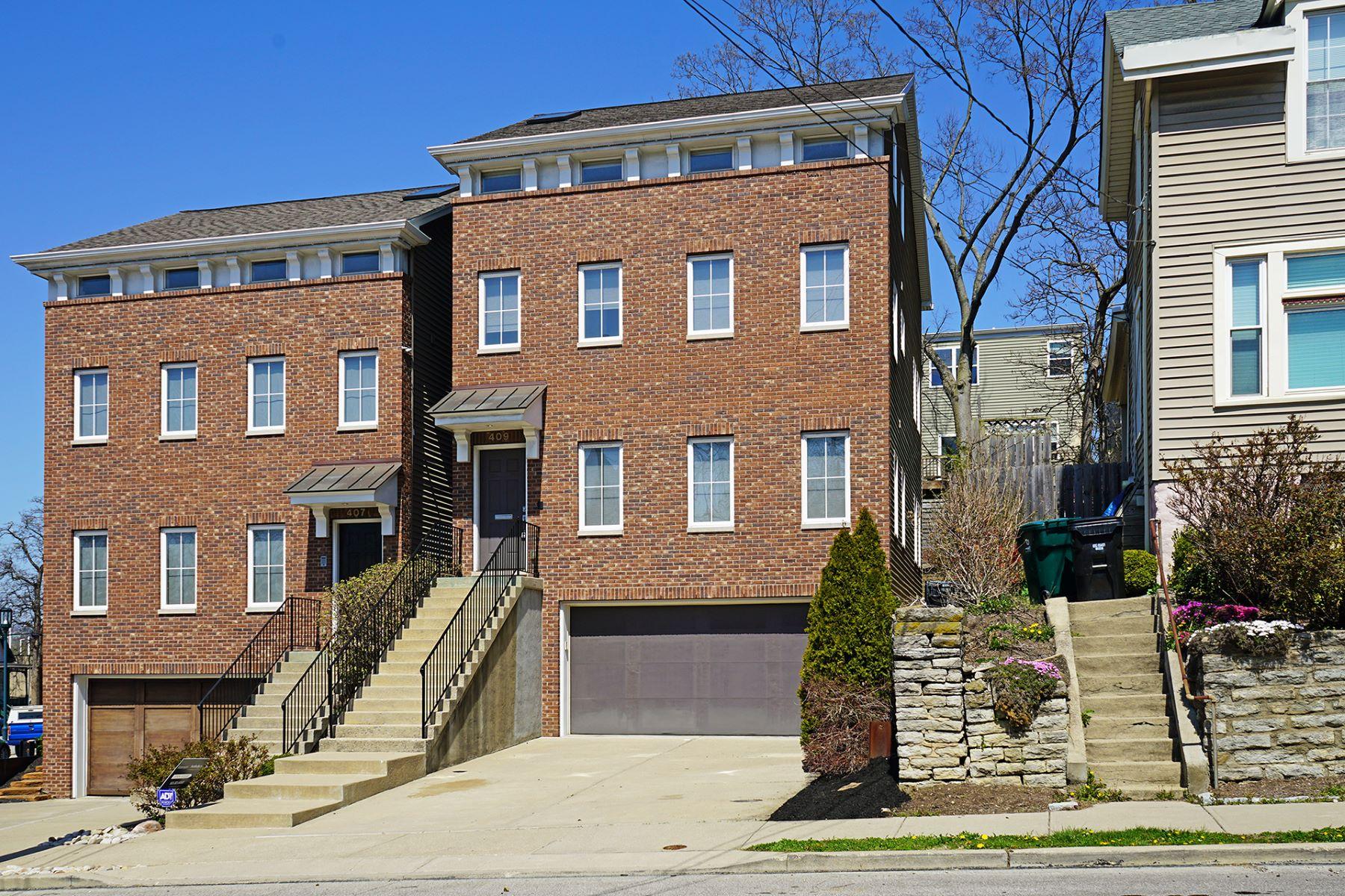 Maison unifamiliale pour l à vendre à Today's life Style and Floor Plan 409 Stanley, Cincinnati, Ohio, 45226 États-Unis