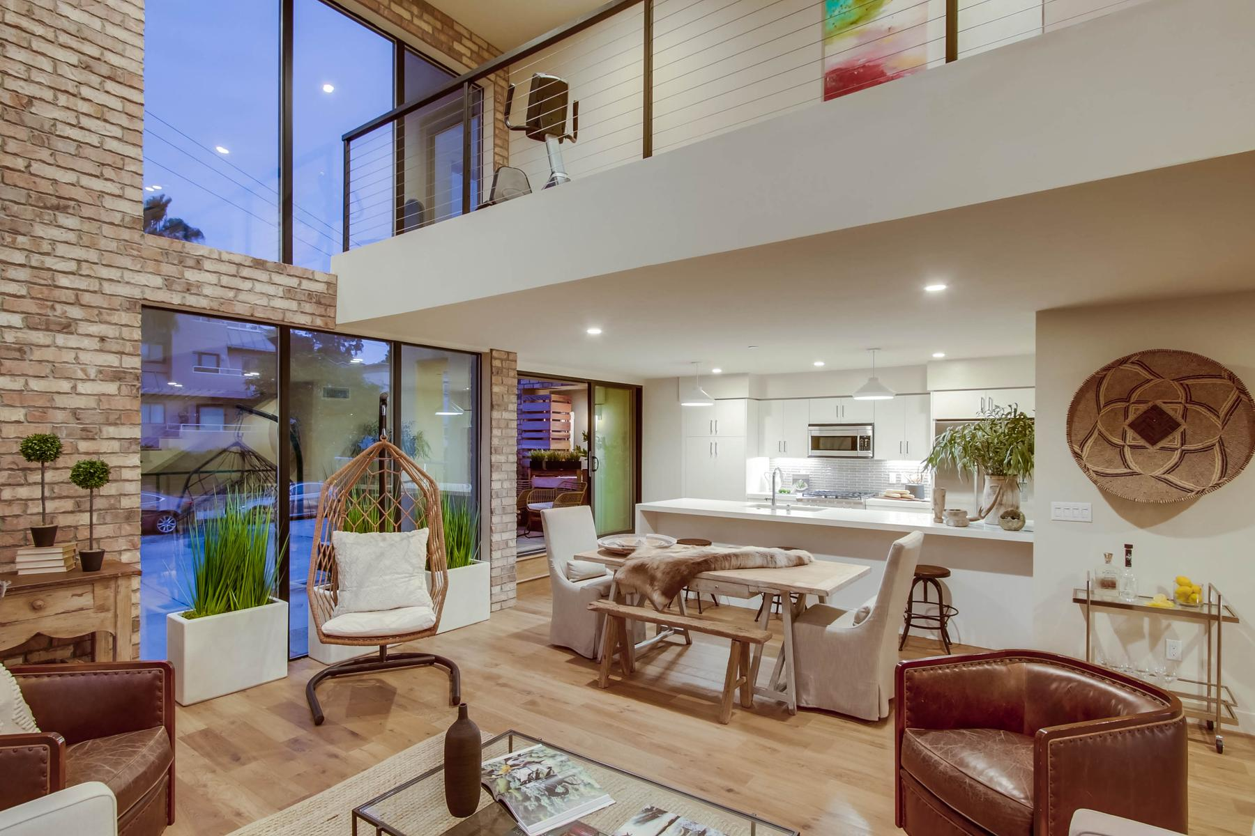 townhouses for Active at 1087 Pearl Street La Jolla, California 92037 United States