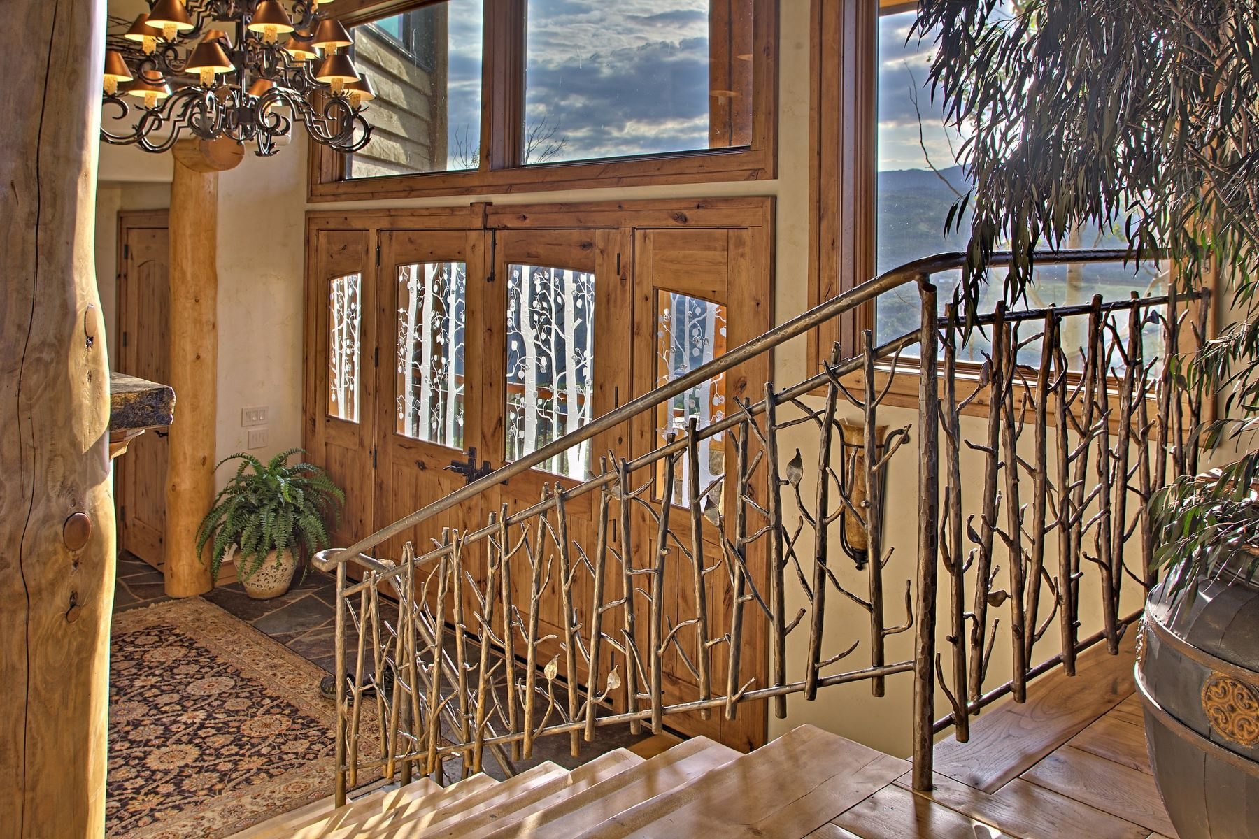 Additional photo for property listing at The Last Resort 26425 Henderson Park Road Oak Creek, Colorado 80467 United States