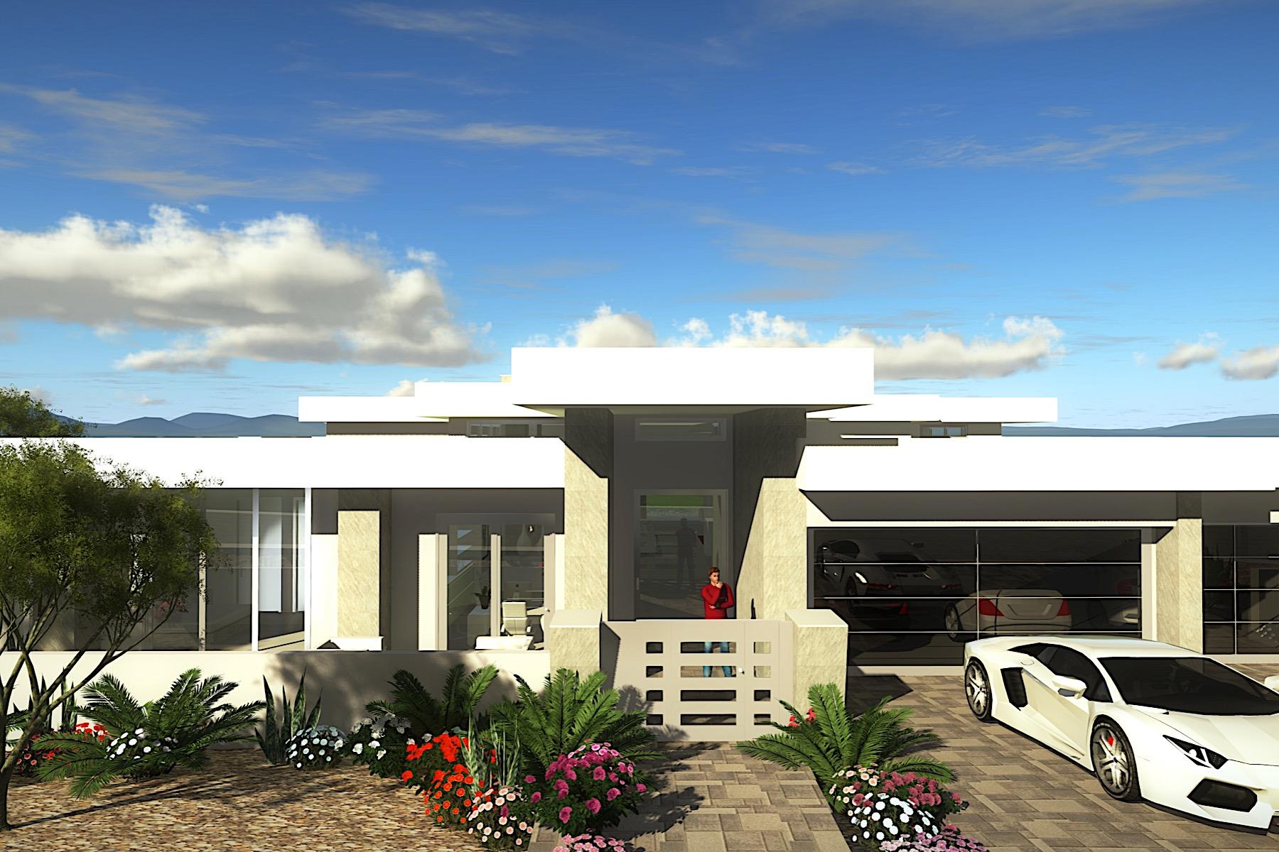 Additional photo for property listing at Hollywood West. New Modern Custom 657 Ridgestone Rim Henderson, Nevada 89012 United States