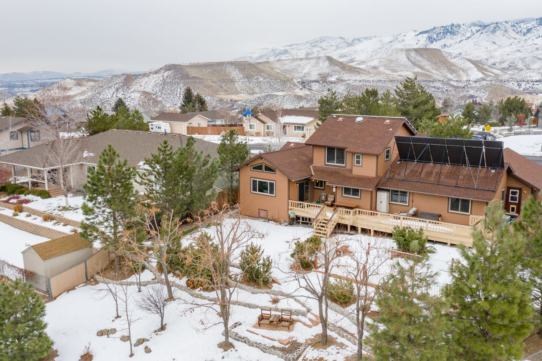Single Family Home for Active at 295 Mogul Mountain Drive, Reno, Nevada 295 Mogul Mountain Drive Reno, Nevada 89523 United States