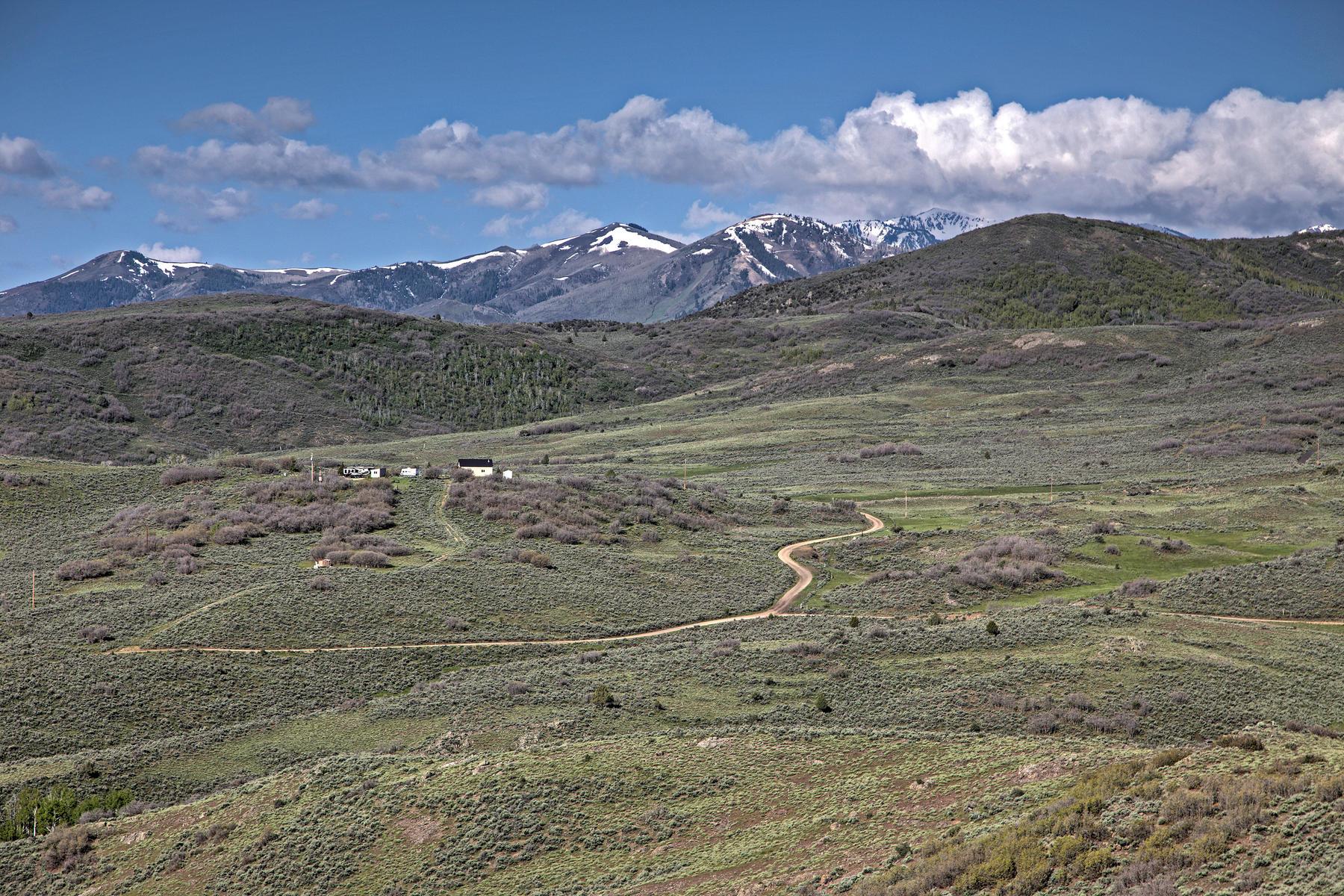 Terreno para Venda às Over 50 Acres in Garff Ranches Lot 40 Garff Ranches Kamas, Utah, 84036 Estados Unidos