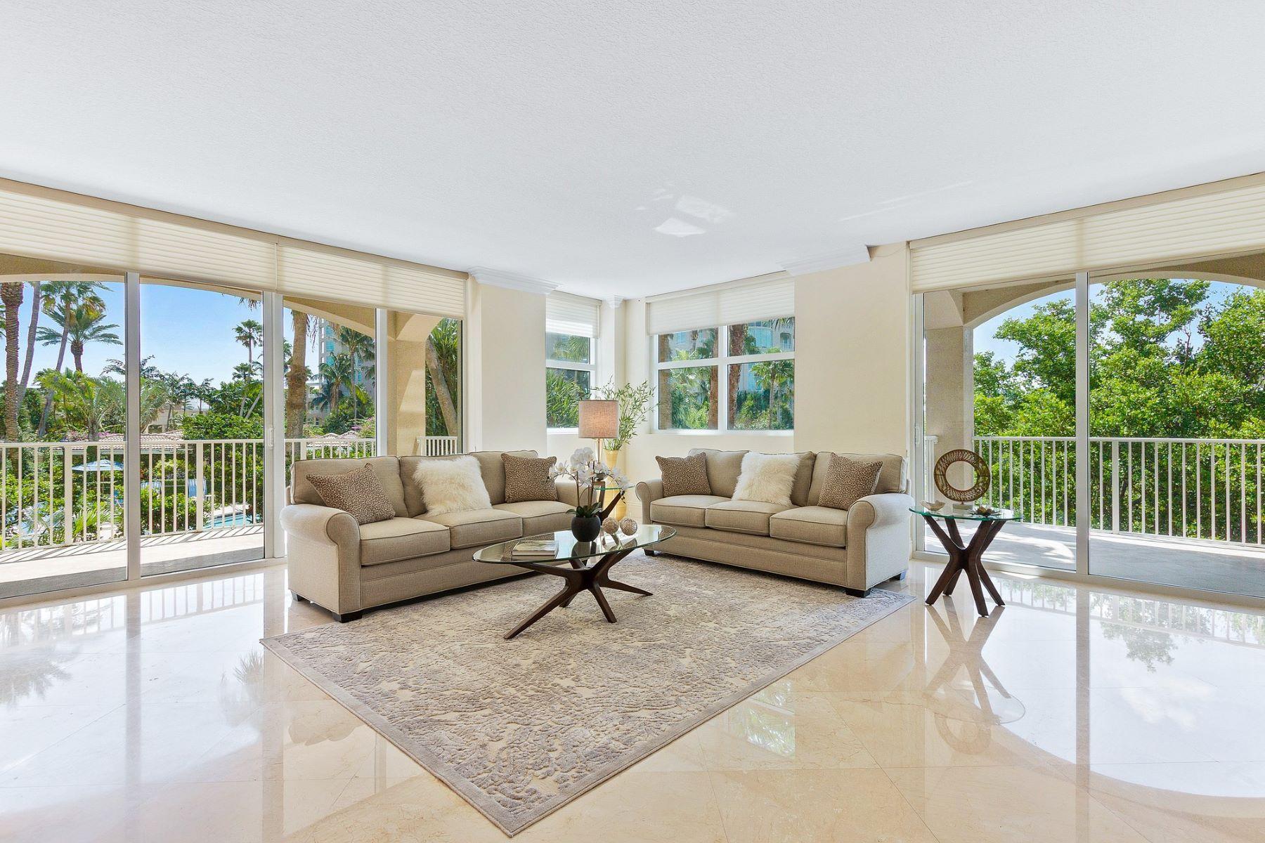 Condominium for Active at 3720 S Ocean Blvd , 201a, Highland Beach, FL 33487 3720 S Ocean Blvd 201a Highland Beach, Florida 33487 United States