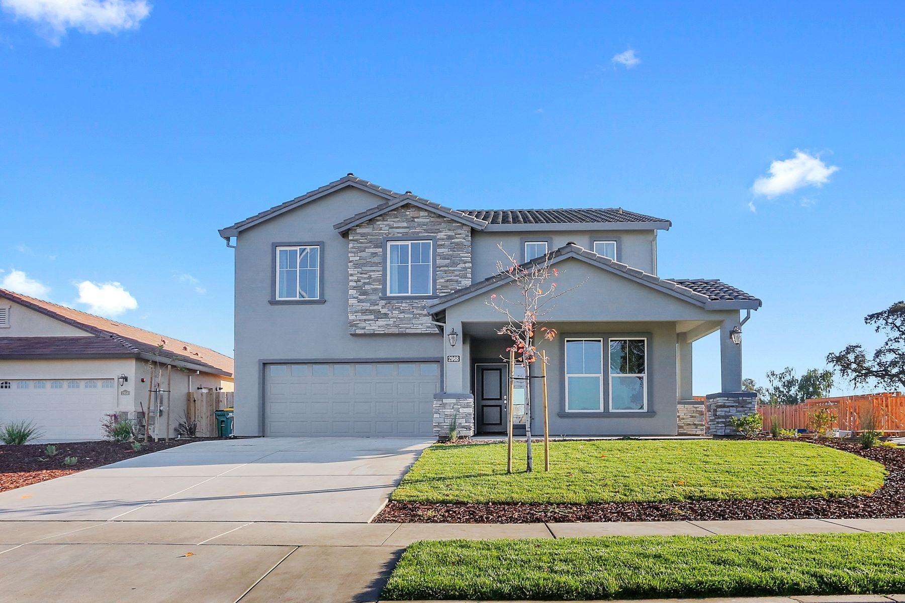 独户住宅 为 销售 在 2985 Old Oak Court, Stockton 斯托克顿市, 加利福尼亚州, 95206 美国