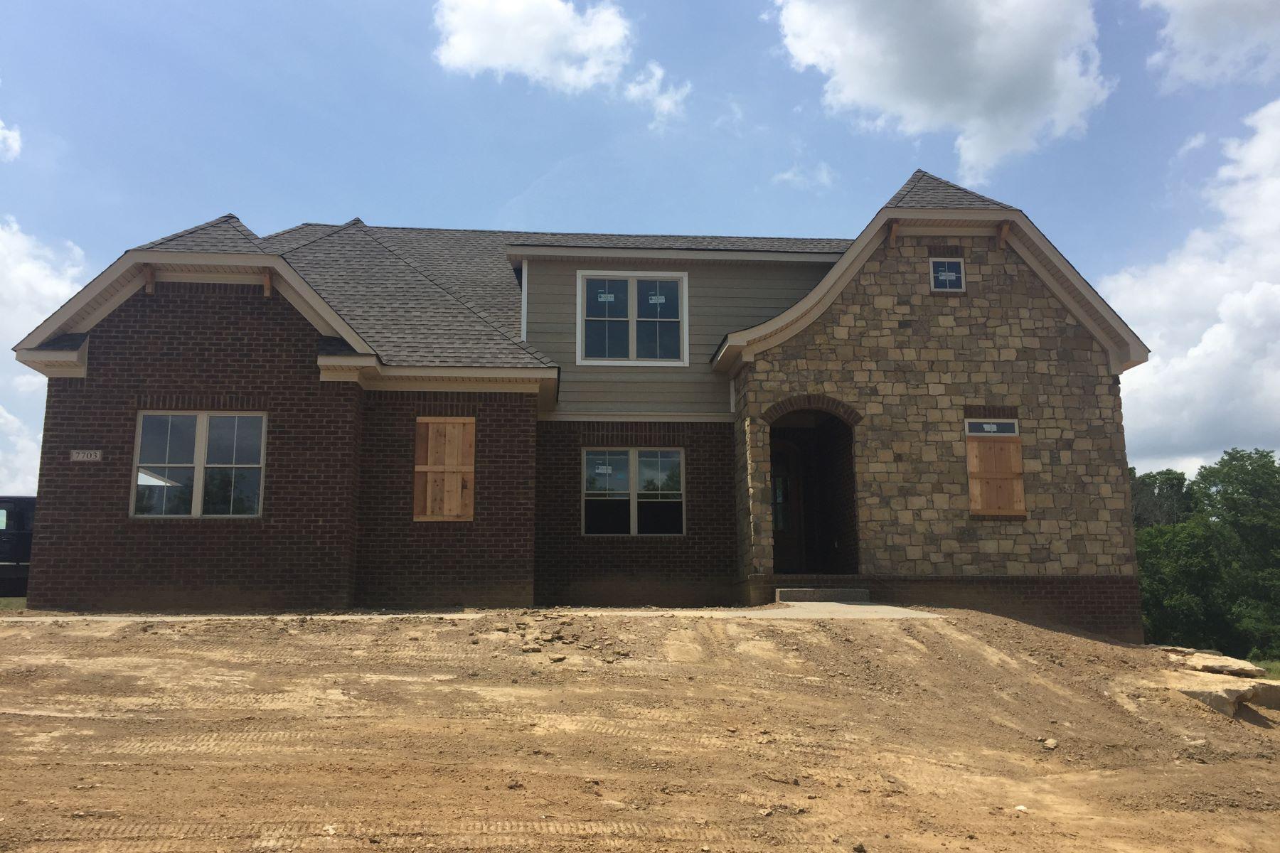 Maison unifamiliale pour l Vente à 7703 Keller Way Crestwood, Kentucky, 40014 États-Unis