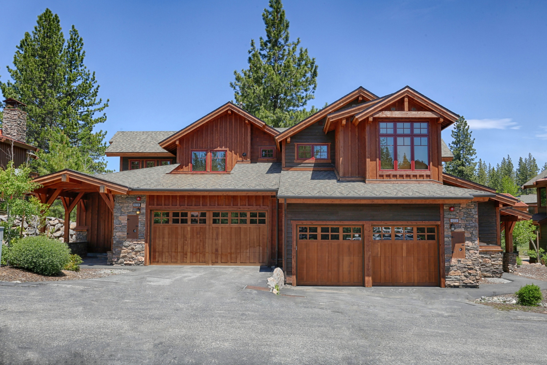 Townhouse for Active at 10236 Valmont Trail #78, Truckee, CA Truckee, California 96161 United States