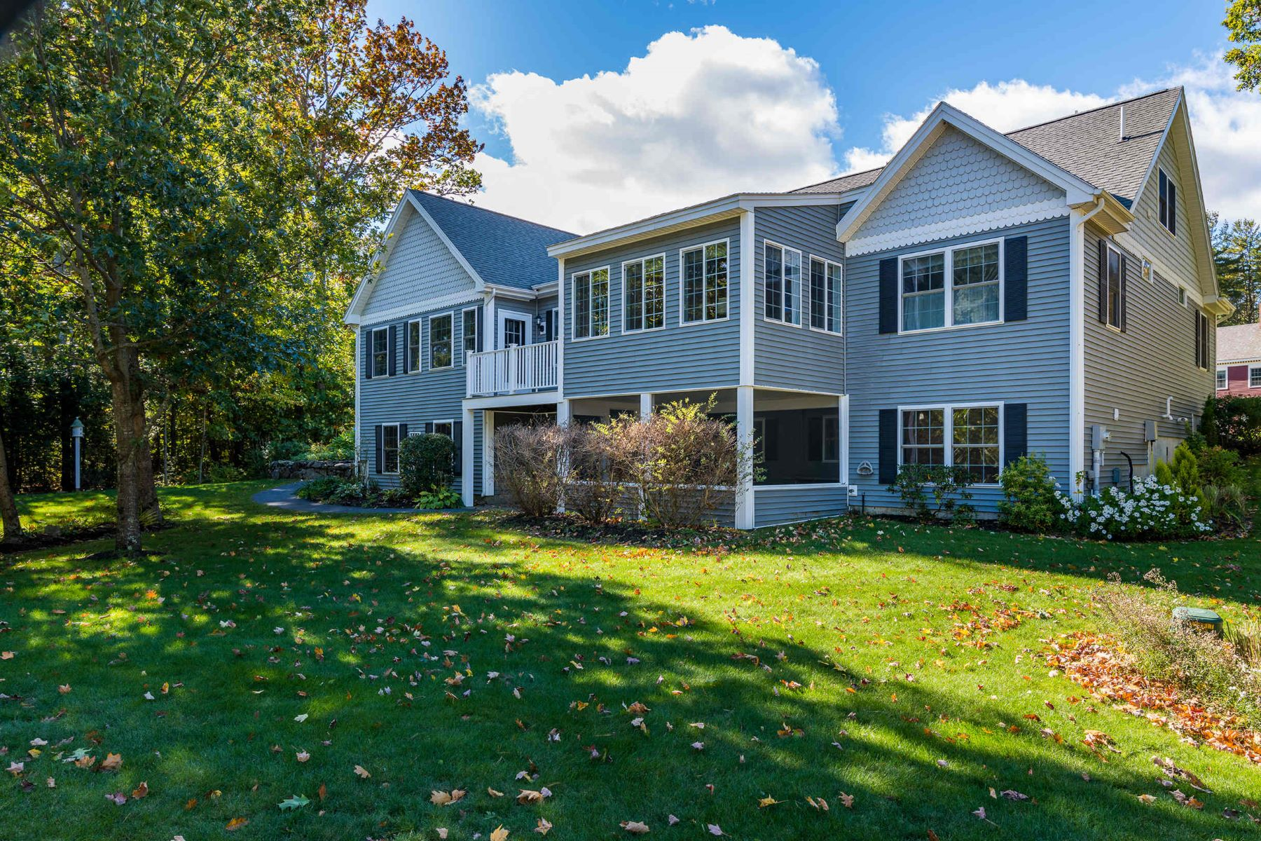 Single Family Homes for Sale at Custom Built Seaside Home at the Forest 6 Cherry Tree Trail, Wells, Maine 04090 United States