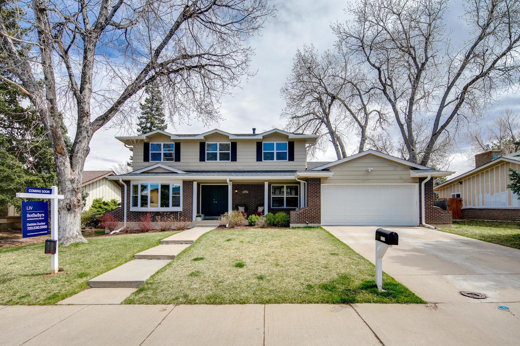 Single Family Home for Active at 3832 South Rosemary Way 3832 South Rosemary Way Denver, Colorado 80237 United States