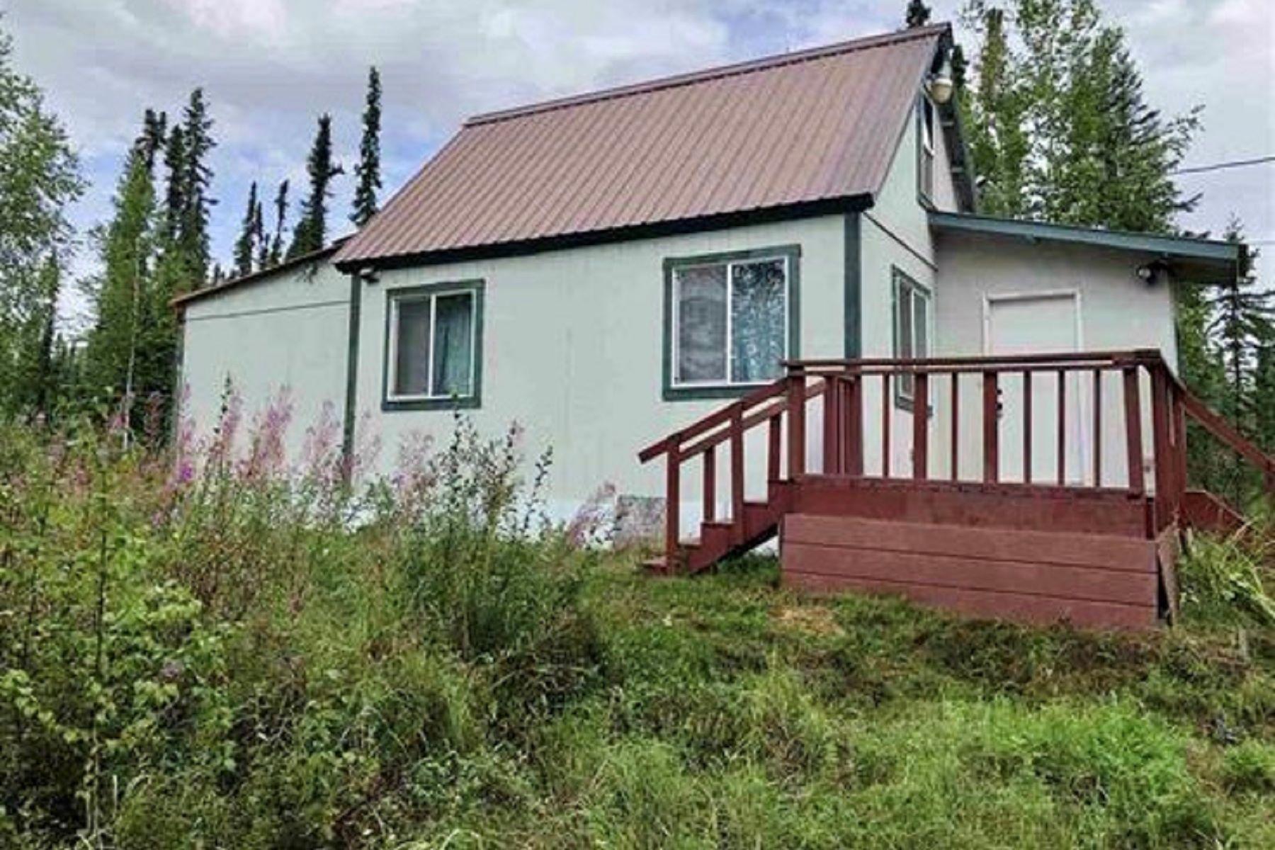 Single Family Homes للـ Sale في 1305 Chili Pepper Court Dry Cabin Fairbanks, Alaska 99709 United States