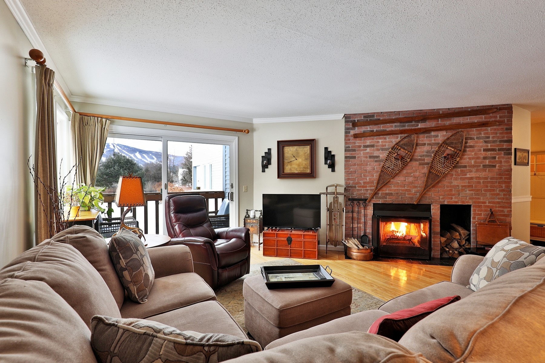 Condominiums for Sale at Beautifully Appointed - Three Bedroom Condo 32 Route 103 C1 Ludlow, Vermont 05149 United States