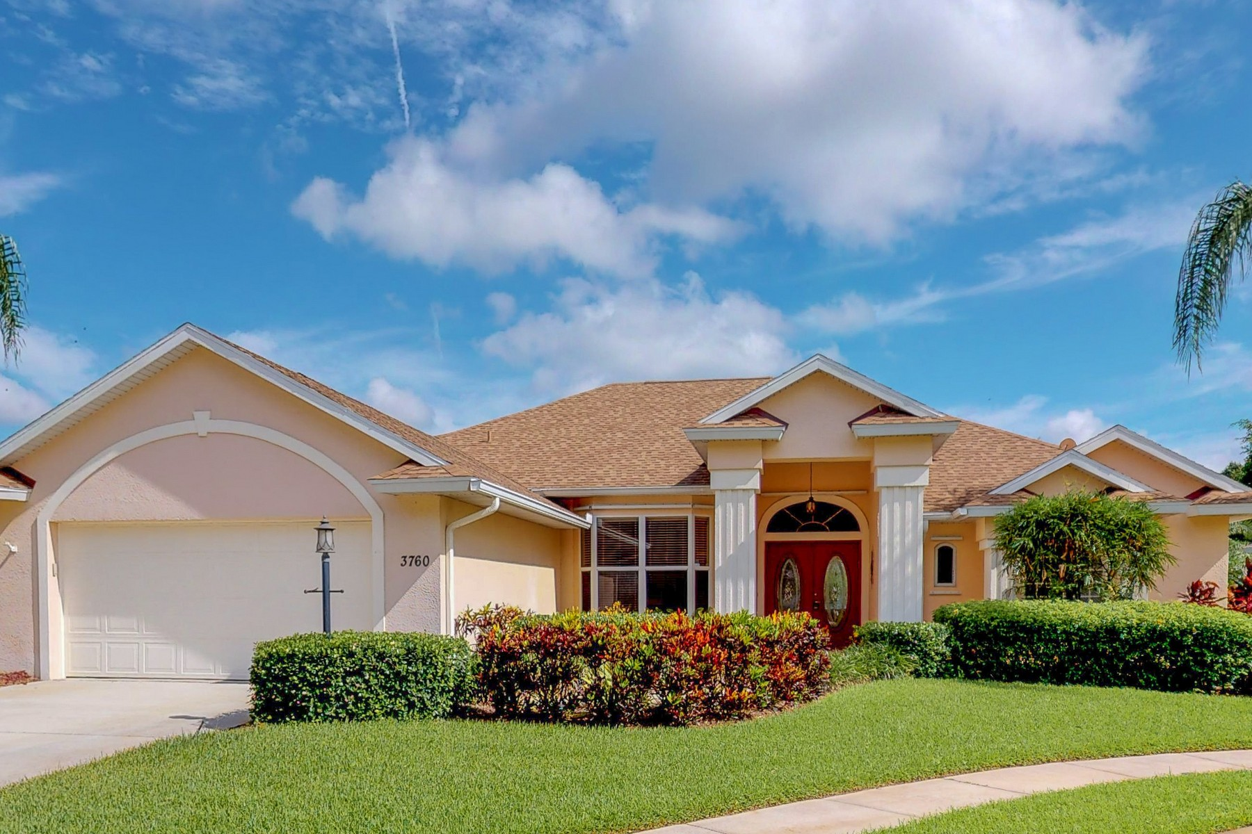 Single Family Home for Sale at So Much Space, So Much Light, Pool! 3760 8th Lane Vero Beach, Florida 32960 United States
