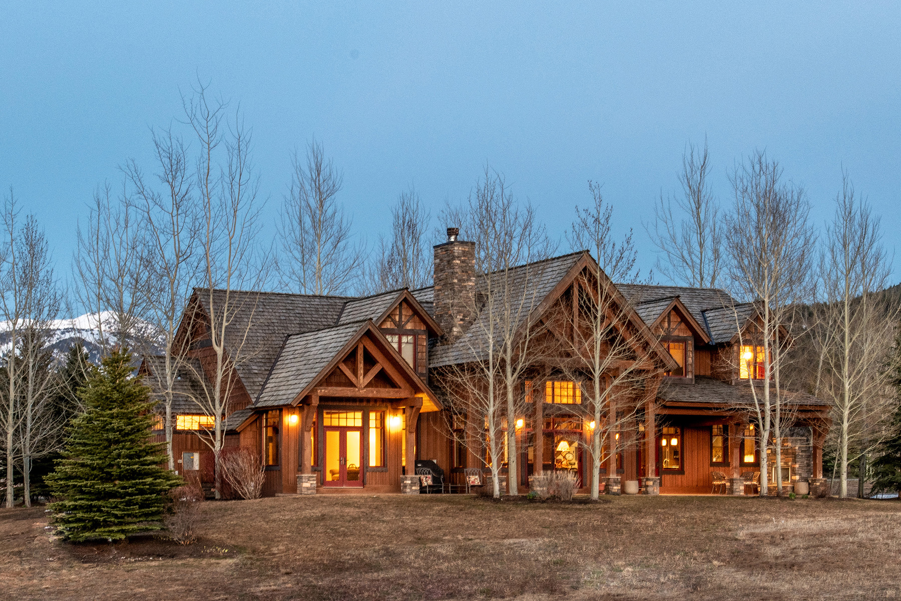 Single Family Homes for Active at Open Mountain Views in Teton Springs 8 Winger Cir Victor, Idaho 83455 United States