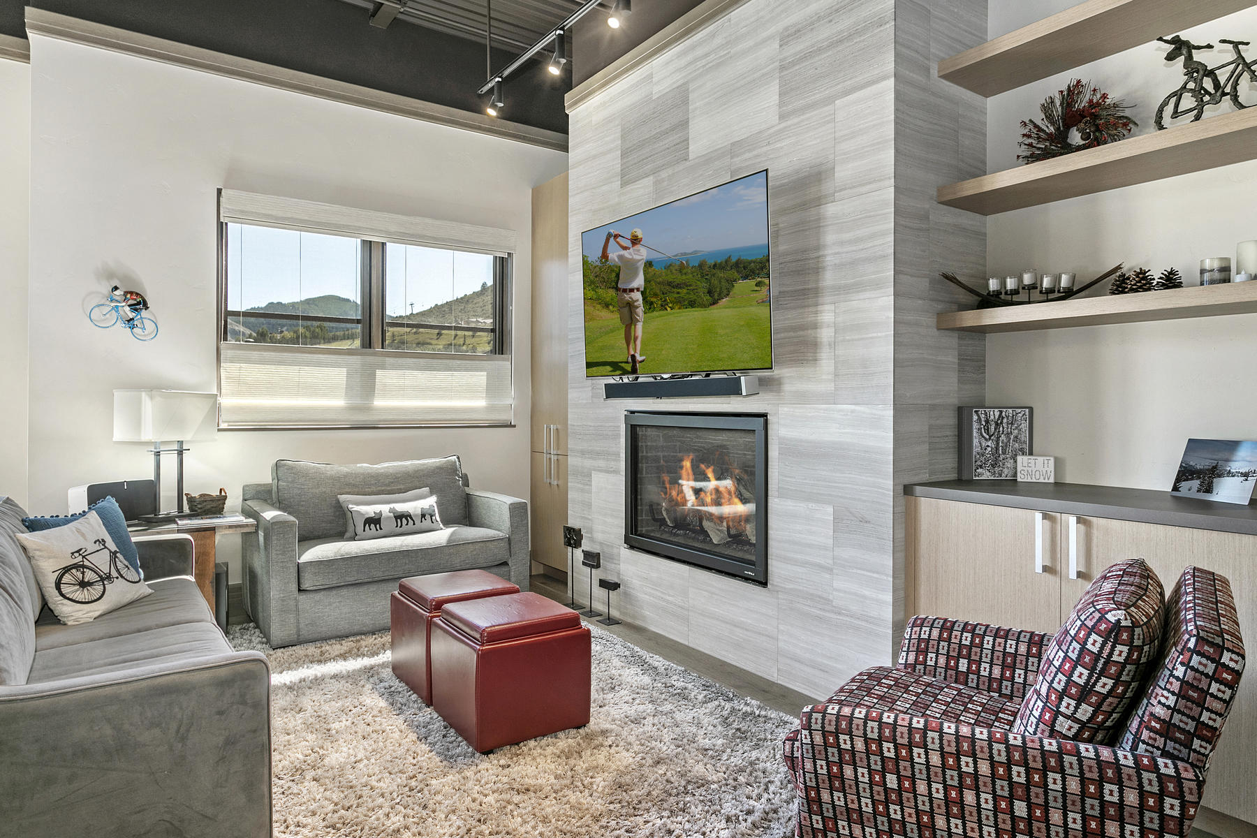 Condominiums for Active at Brookside Park Signature Lofts #207 37347 HWY 6 #207 Avon, Colorado 81620 United States