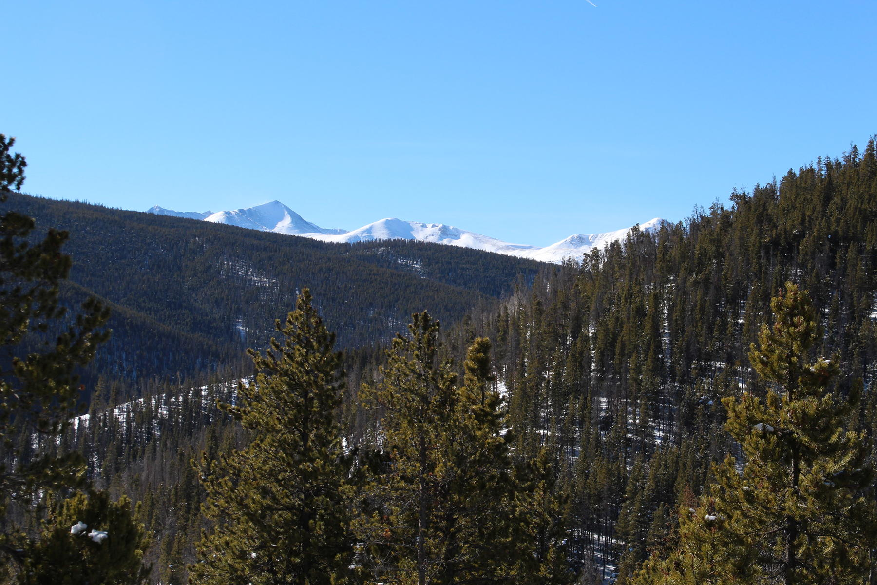 Land for Active at Lot 6 in Muggins Gulch 76 Bergen Trail Breckenridge, Colorado 80424 United States