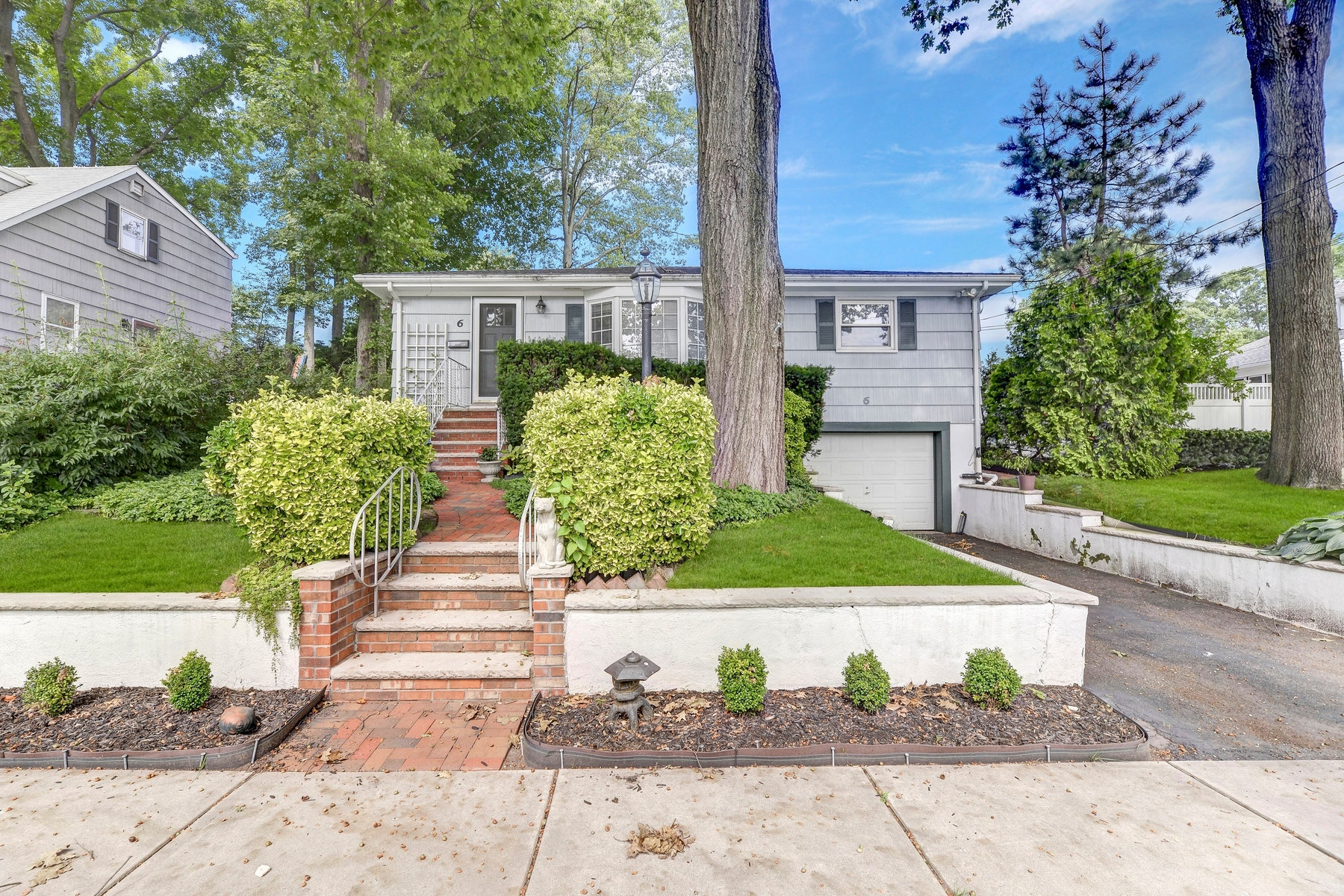 Single Family Homes for Sale at One Floor Living! 6 Brady Street Waldwick, New Jersey 07463 United States