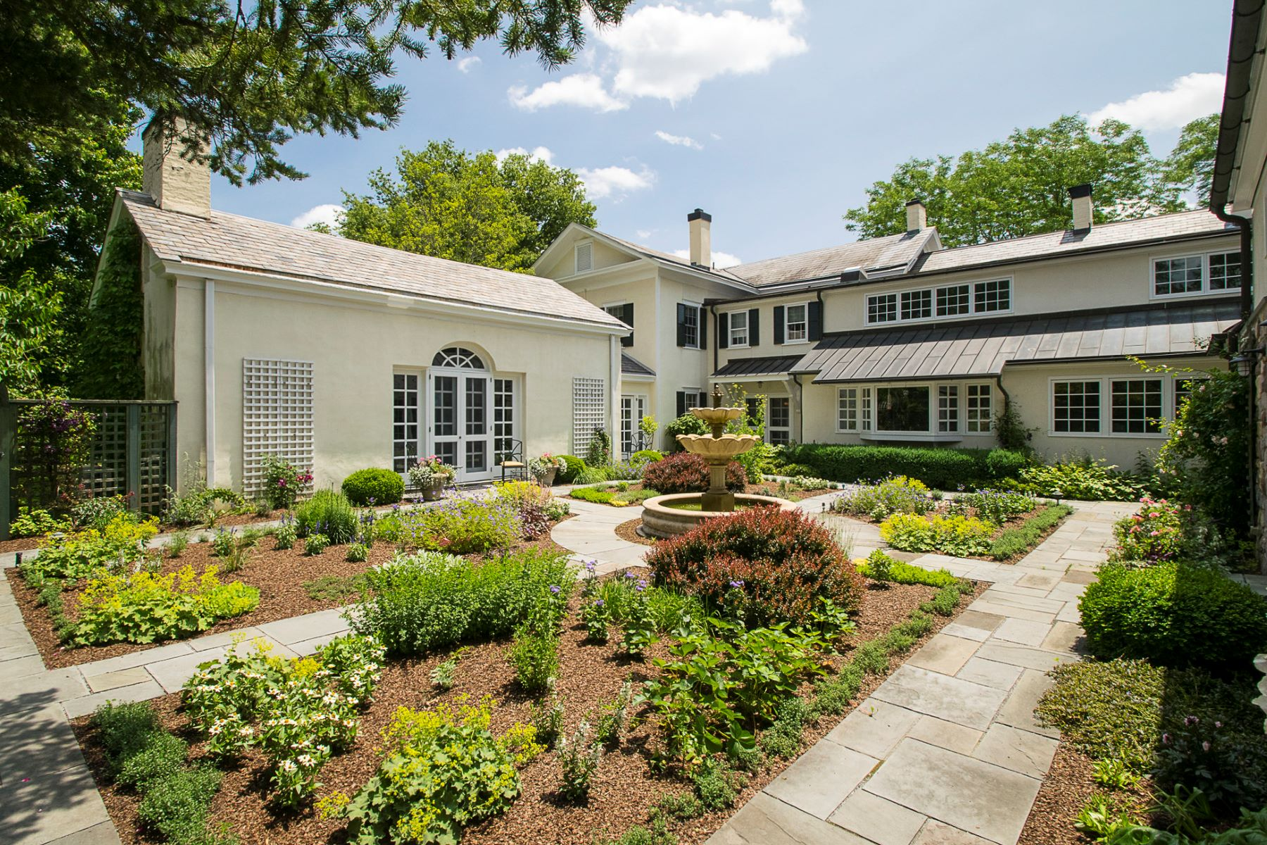 Additional photo for property listing at Stony Brook Estate - Where History Makes a Home - Lawrence Township 4710 Province Line Road, Princeton, New Jersey 08540 United States