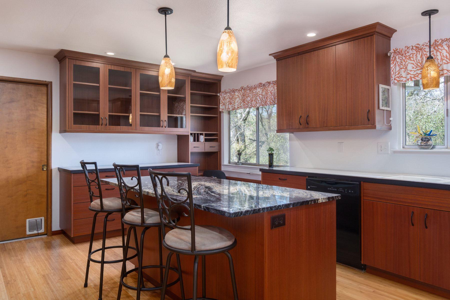 Casa Unifamiliar por un Venta en 16725 Ridge Road Sutter Creek, California 95685 Estados Unidos