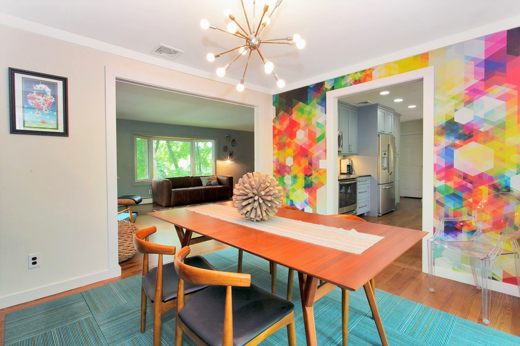 Single Family Homes for Sale at Contemporary-Modern Retreat 123 Old Post Road N Croton On Hudson, New York 10520 United States