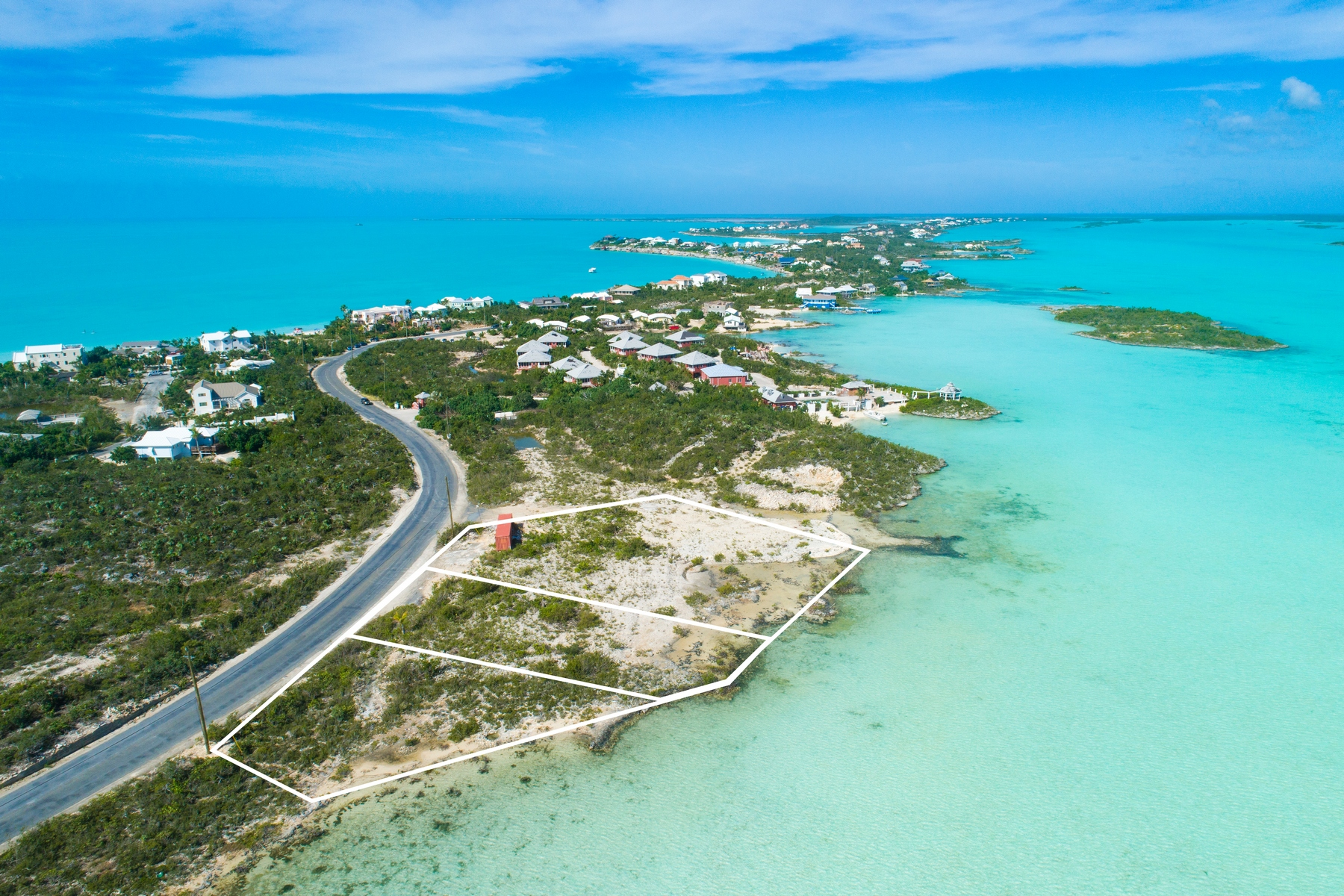 Additional photo for property listing at Chalk Sound Waterfront Lots Chalk Sound, Providenciales Îles Turques Et Caïques