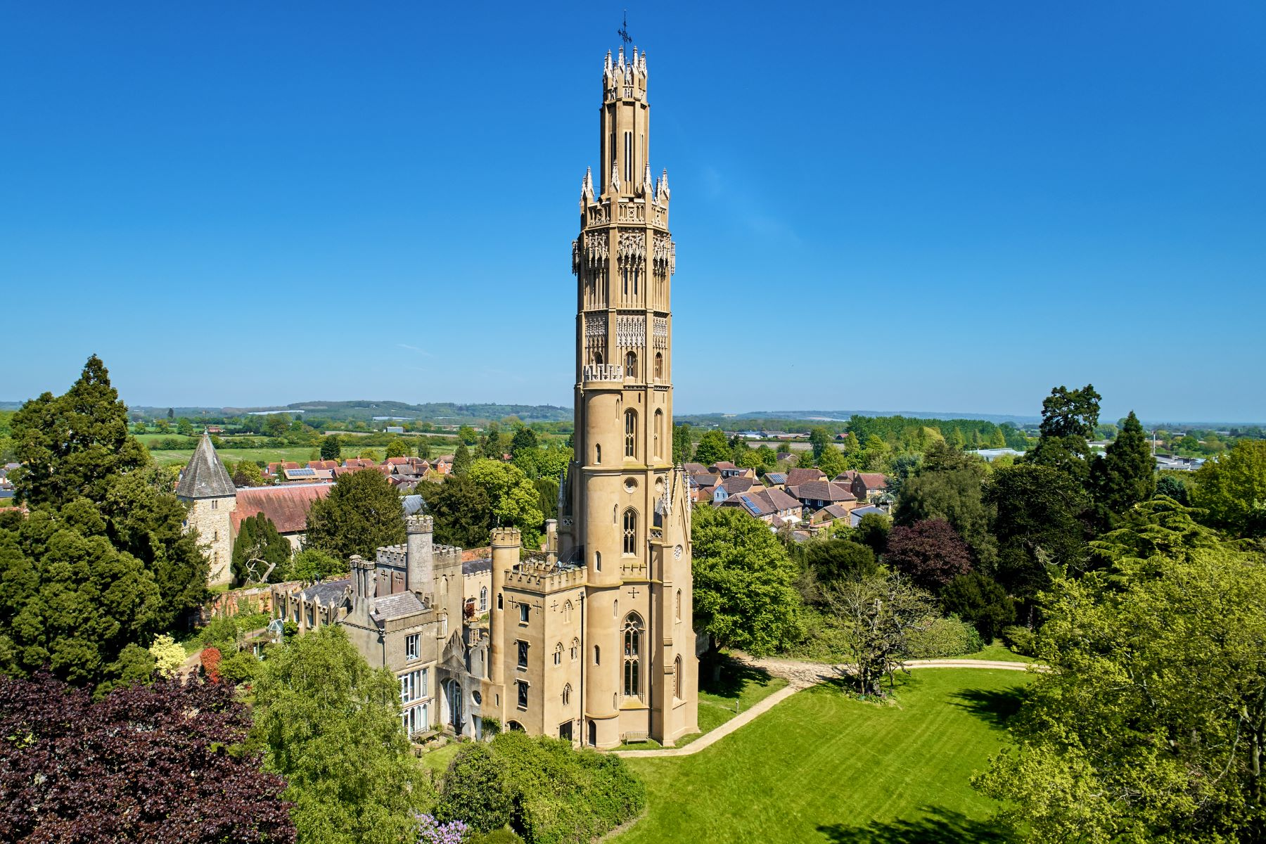 Single Family Homes for Sale at Hadlow Tower Hadlow Other England, England TN11 0EG United Kingdom