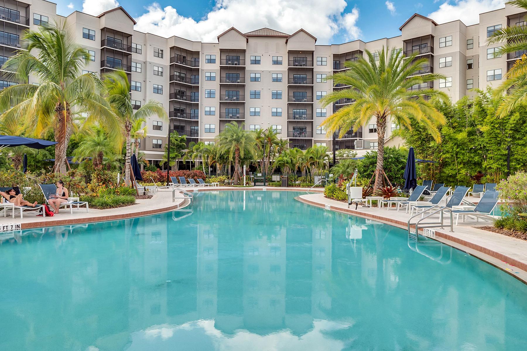 Condominiums için Satış at WINTER GARDEN 14501 Grove Resort Ave , 1427, Winter Garden, Florida 34787 Amerika Birleşik Devletleri