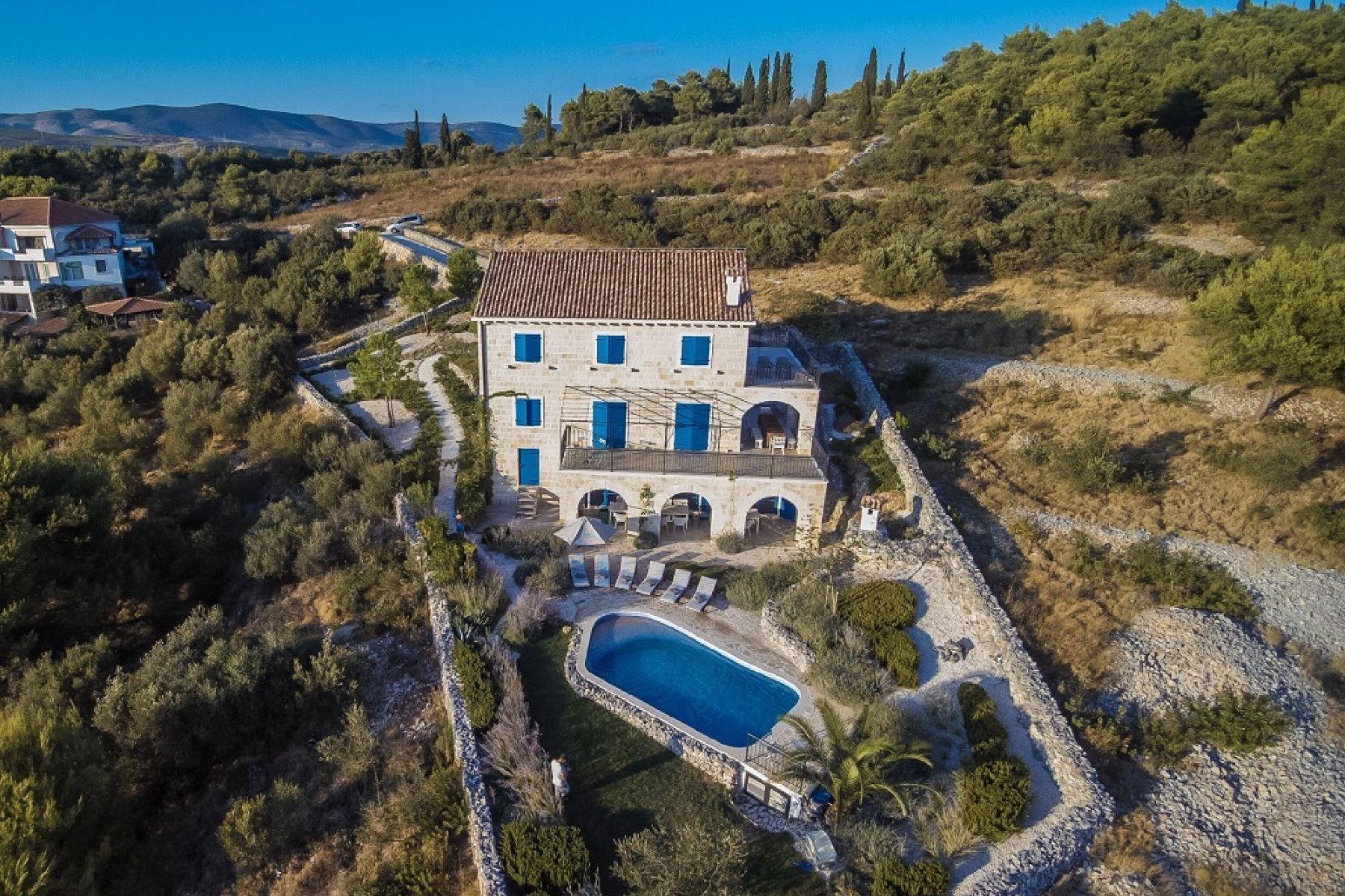 獨棟家庭住宅 為 出售 在 Villa Phoenix Put Salduna I br. 48, Other Split Dalmatia, Split Dalmatia, 21223 Croatia