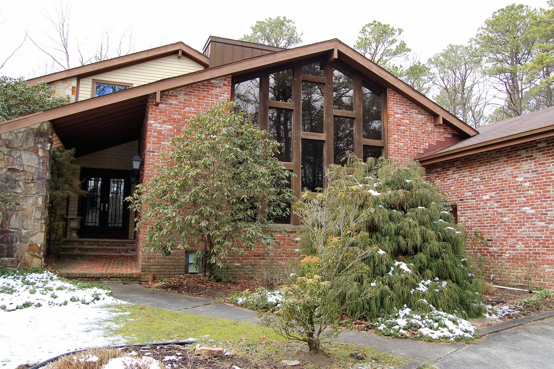 Single Family Home for Sale at Custom Home in a Private Setting 113 E Great Creek Road Galloway, New Jersey 08205 United States