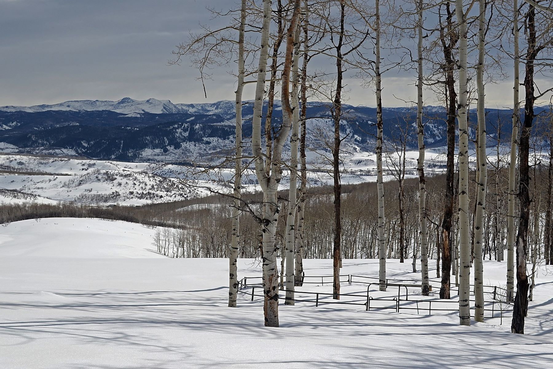 Additional photo for property listing at Murphy-Larsen Ranch Lot #5 56020 Hannahs Way Clark, Colorado 80428 United States