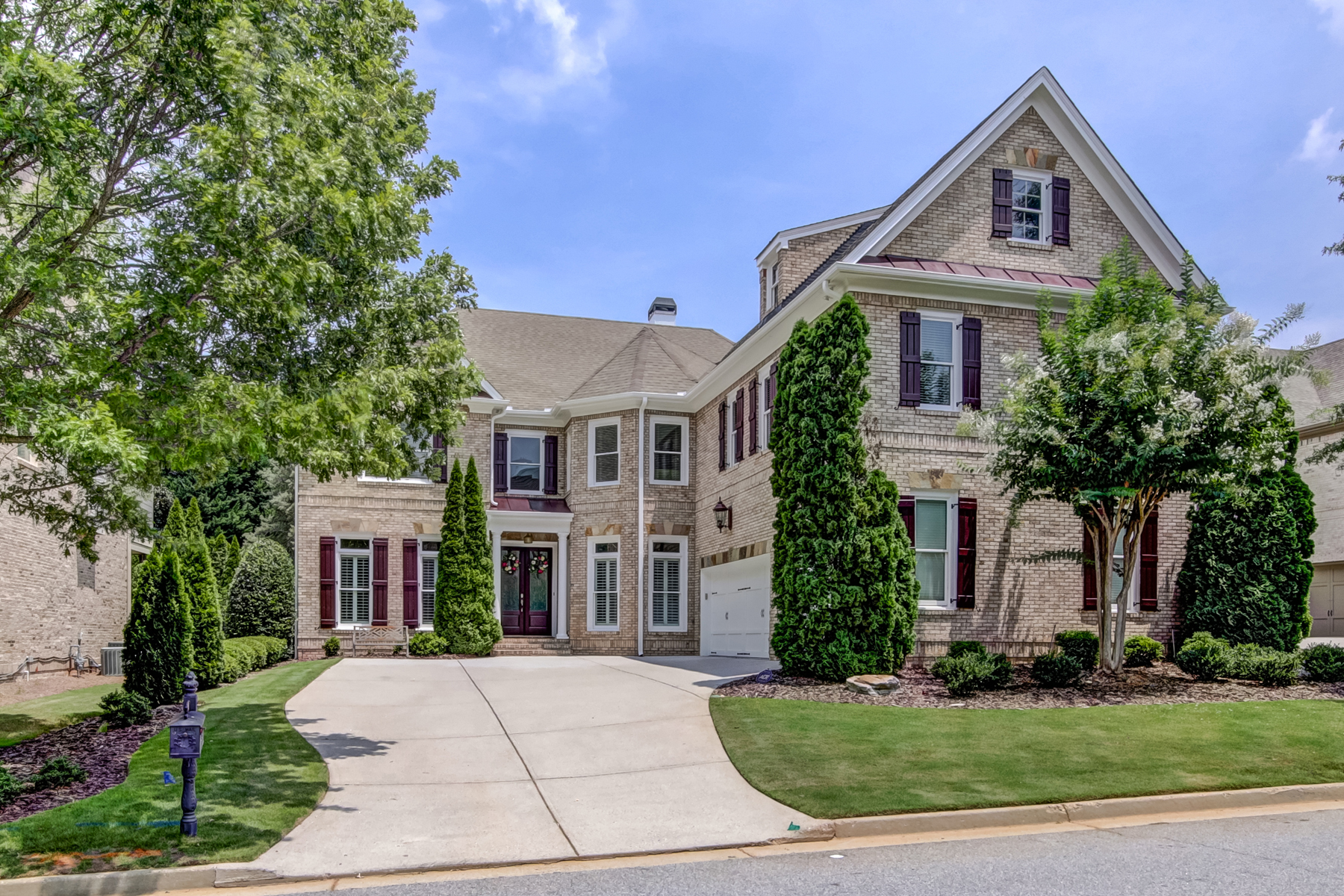 Single Family Home for Sale at Custom Built Home With Lots Of Upgrades 7937 Stratford Lane Sandy Springs, Georgia 30350 United States