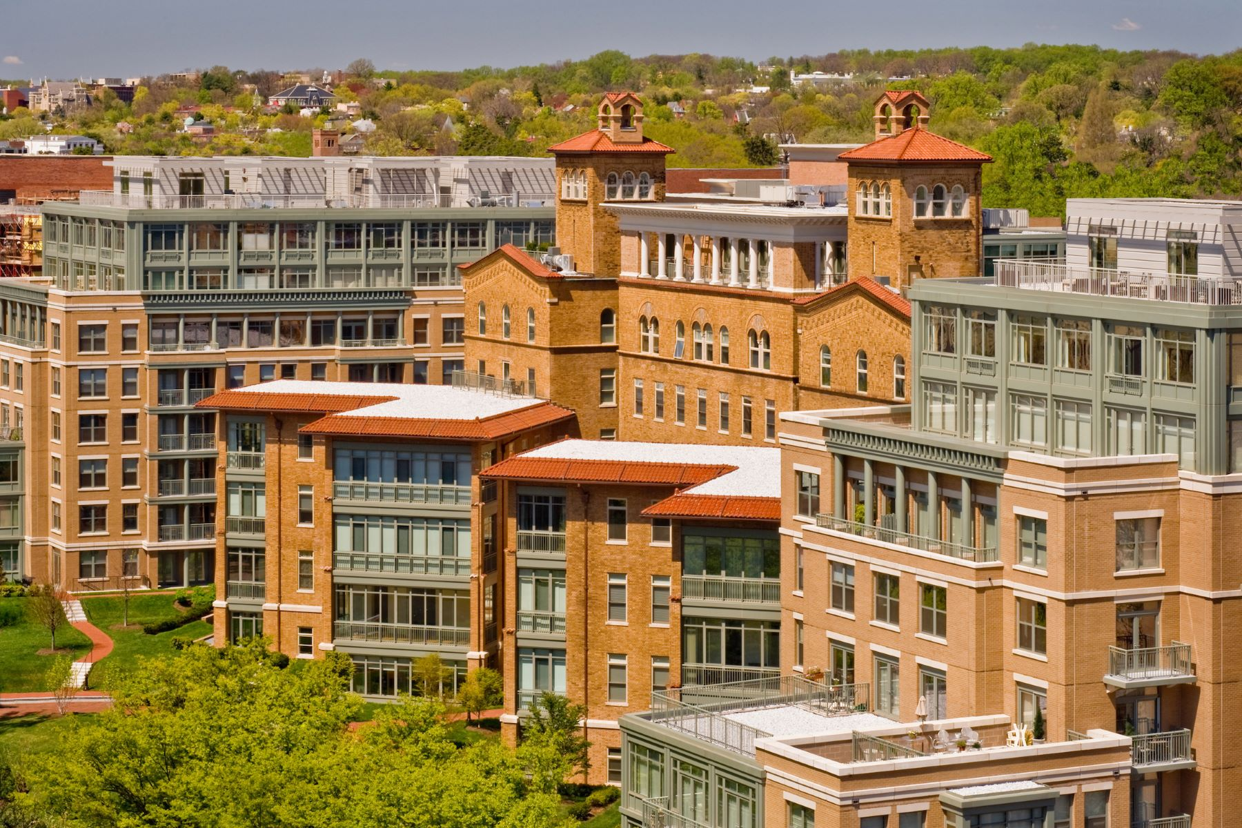 Condominium for Sale at The Columbia 2425 L Street NW #700 West End, Washington, District Of Columbia, 20037 United States