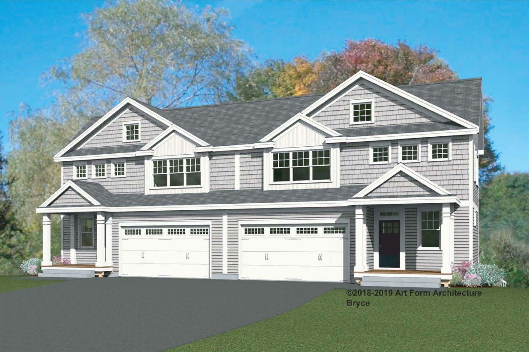 Condominiums pour l Vente à 9 Hobbs Brook Lane - 443 Lincoln 5 Lexington, Massachusetts 02421 États-Unis